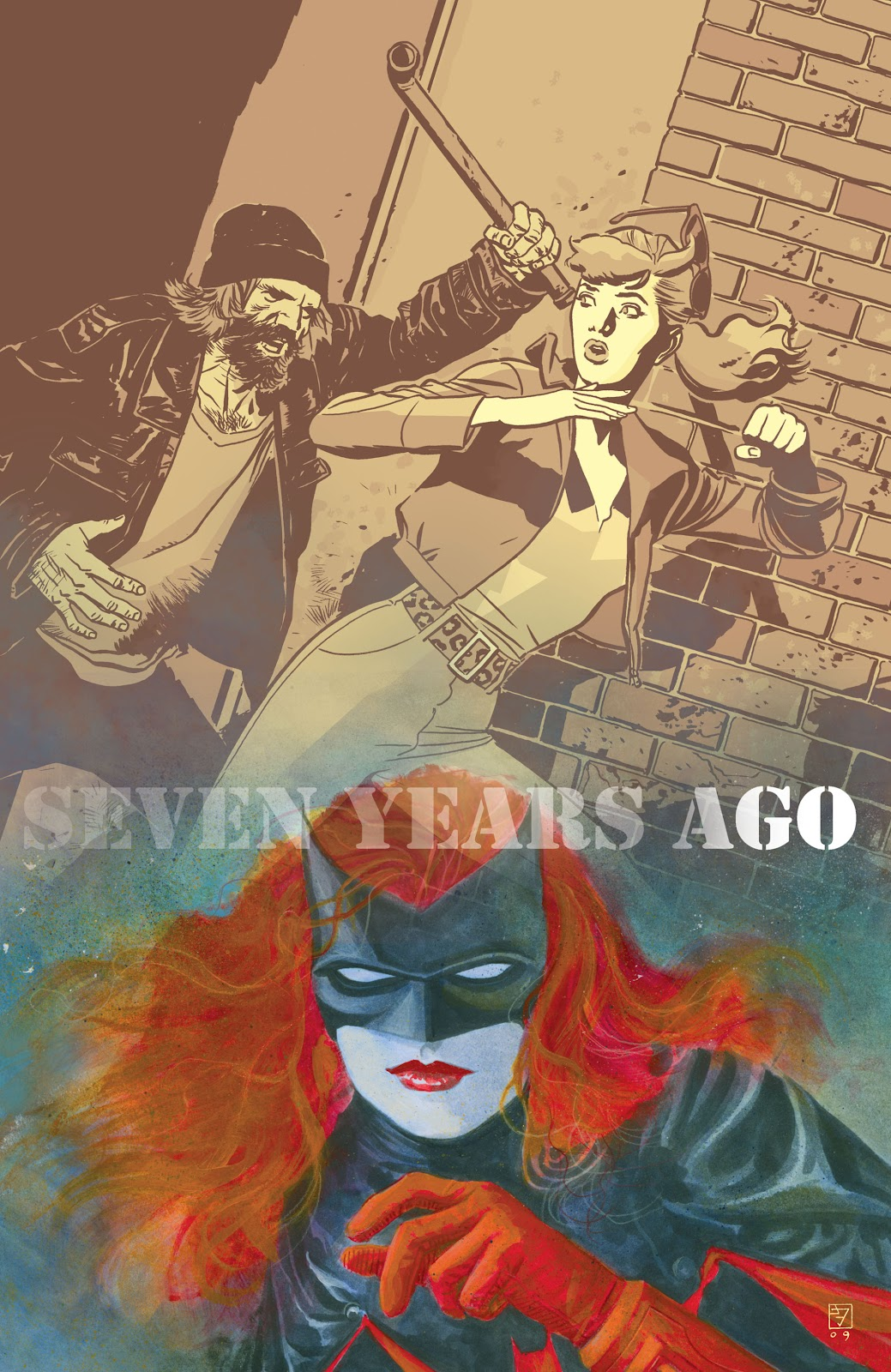 Read online Detective Comics (1937) comic -  Issue # _TPB Batwoman - Elegy (Part 1) - 100