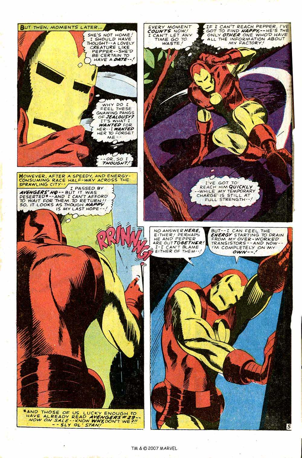 Iron Man Annual issue 1 - Page 26