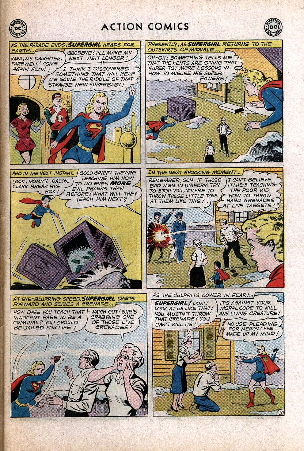 Read online Action Comics (1938) comic -  Issue #299 - 29