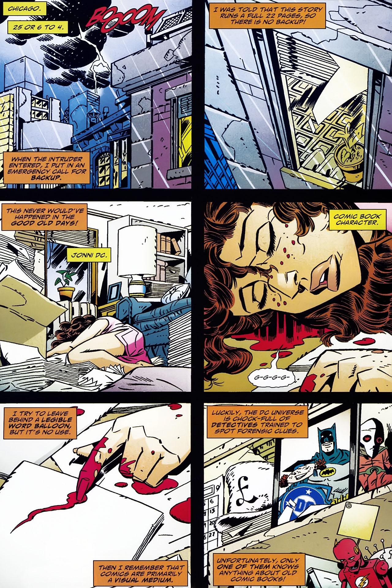 Read online Ambush Bug: Year None comic -  Issue #1 - 3