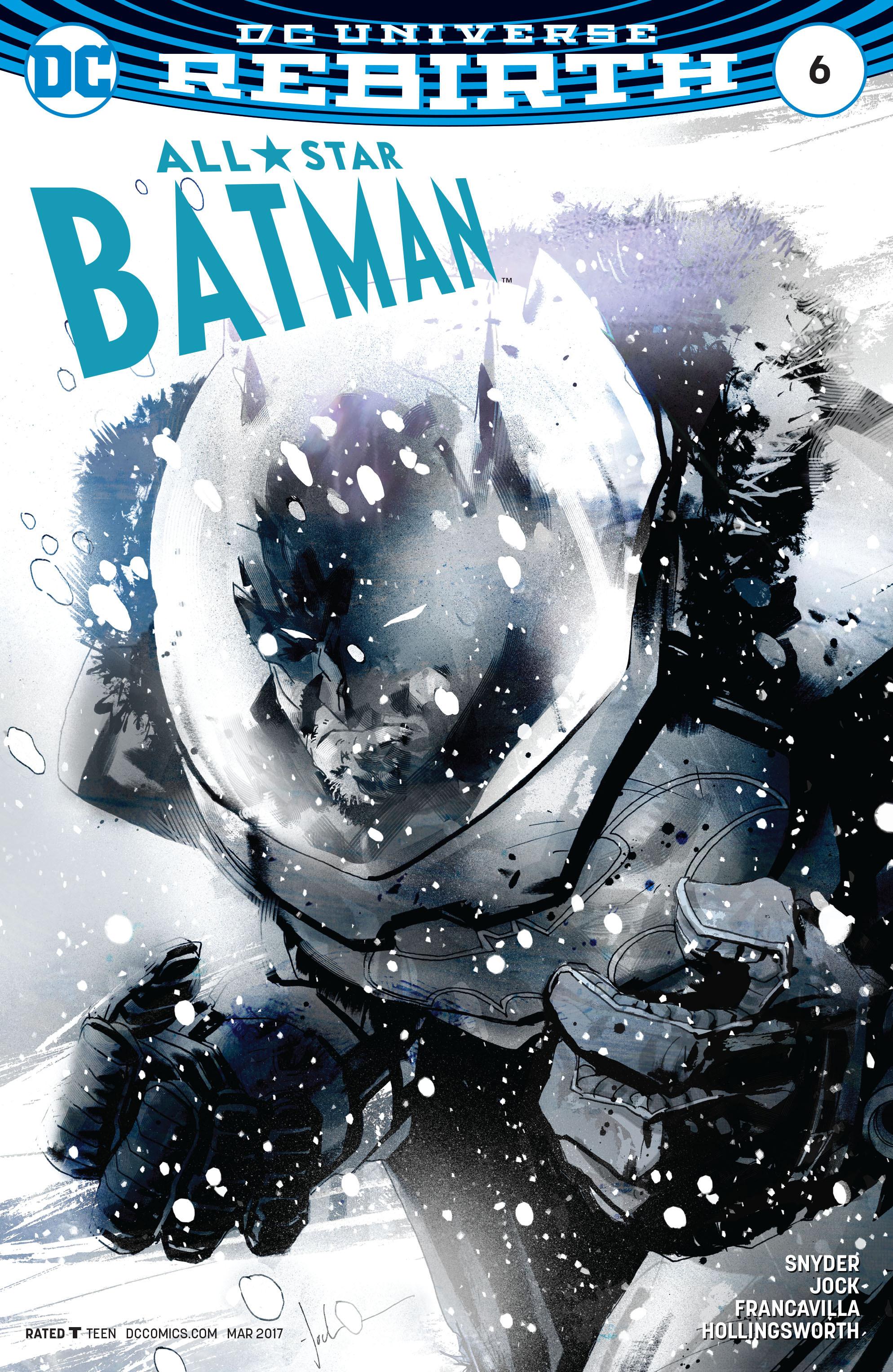 Read online All-Star Batman comic -  Issue #6 - 4