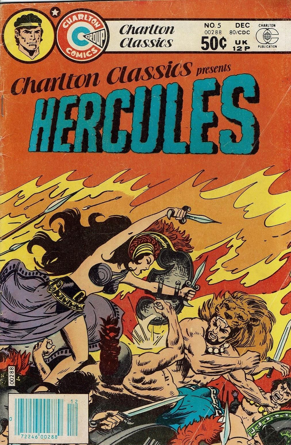 Charlton Classics 5 Page 1