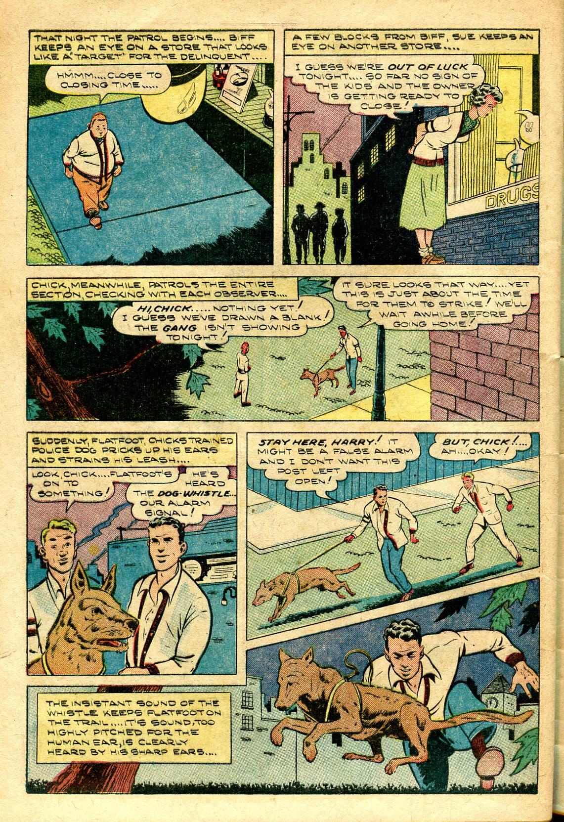 Read online Shadow Comics comic -  Issue #96 - 40