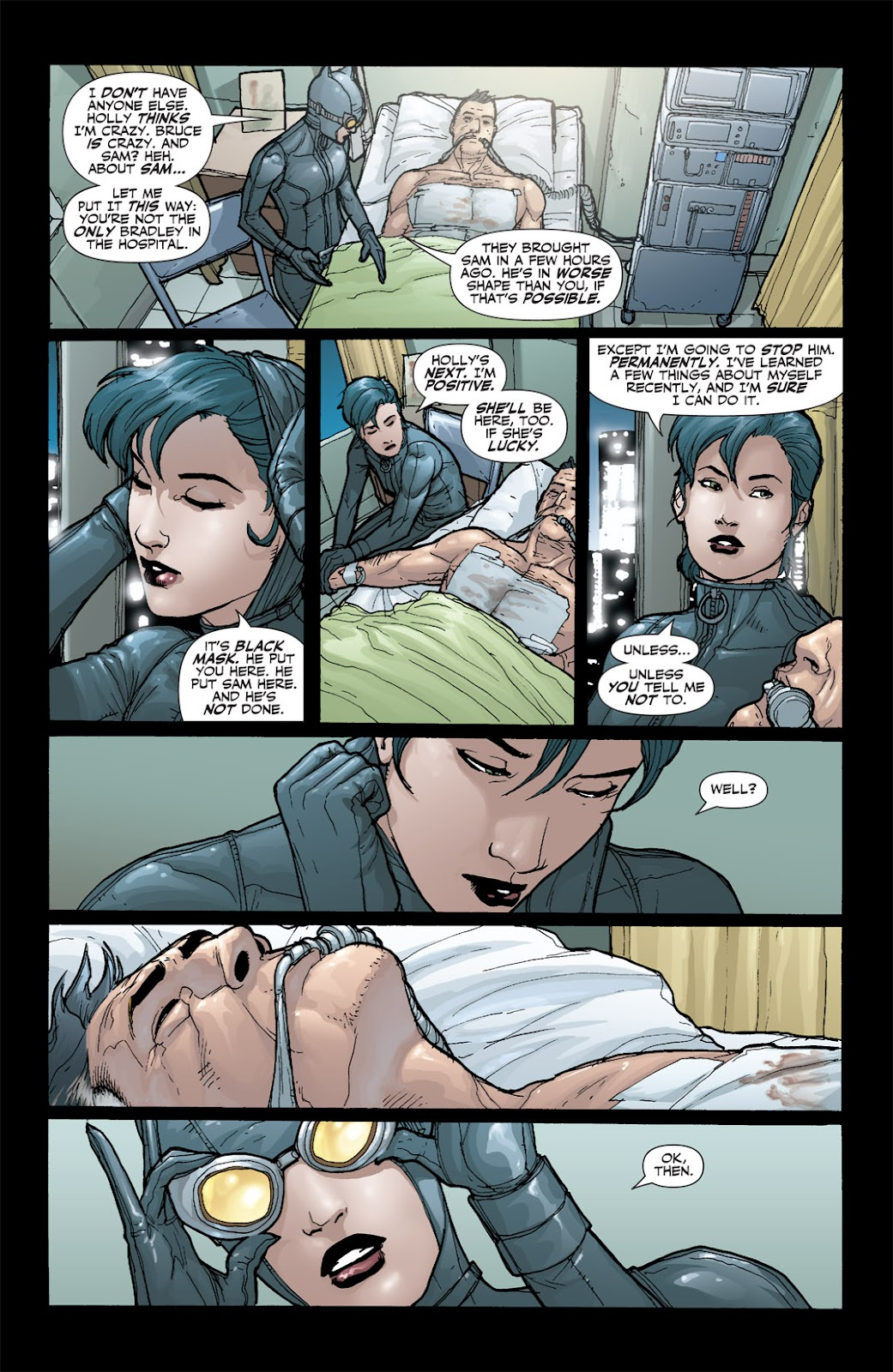 Catwoman (2002) Issue #52 #52 - English 17