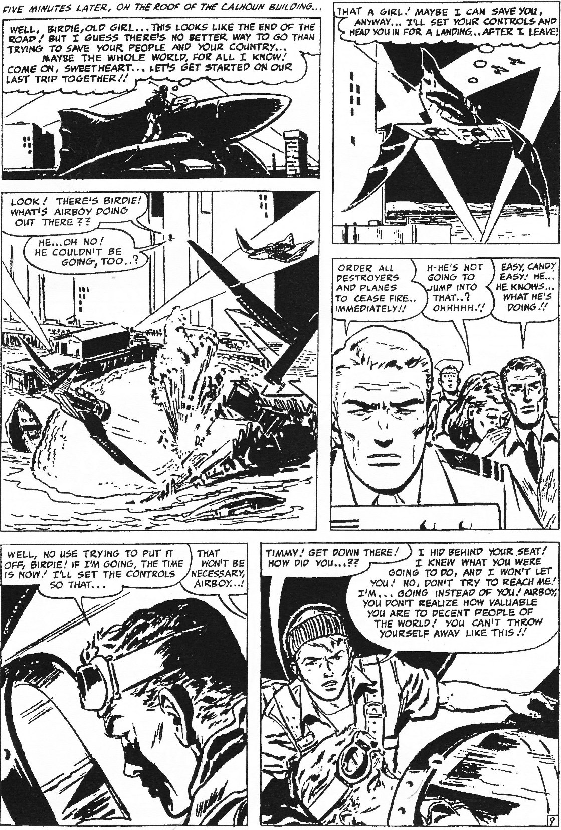 Read online Men of Mystery Comics comic -  Issue #57 - 35