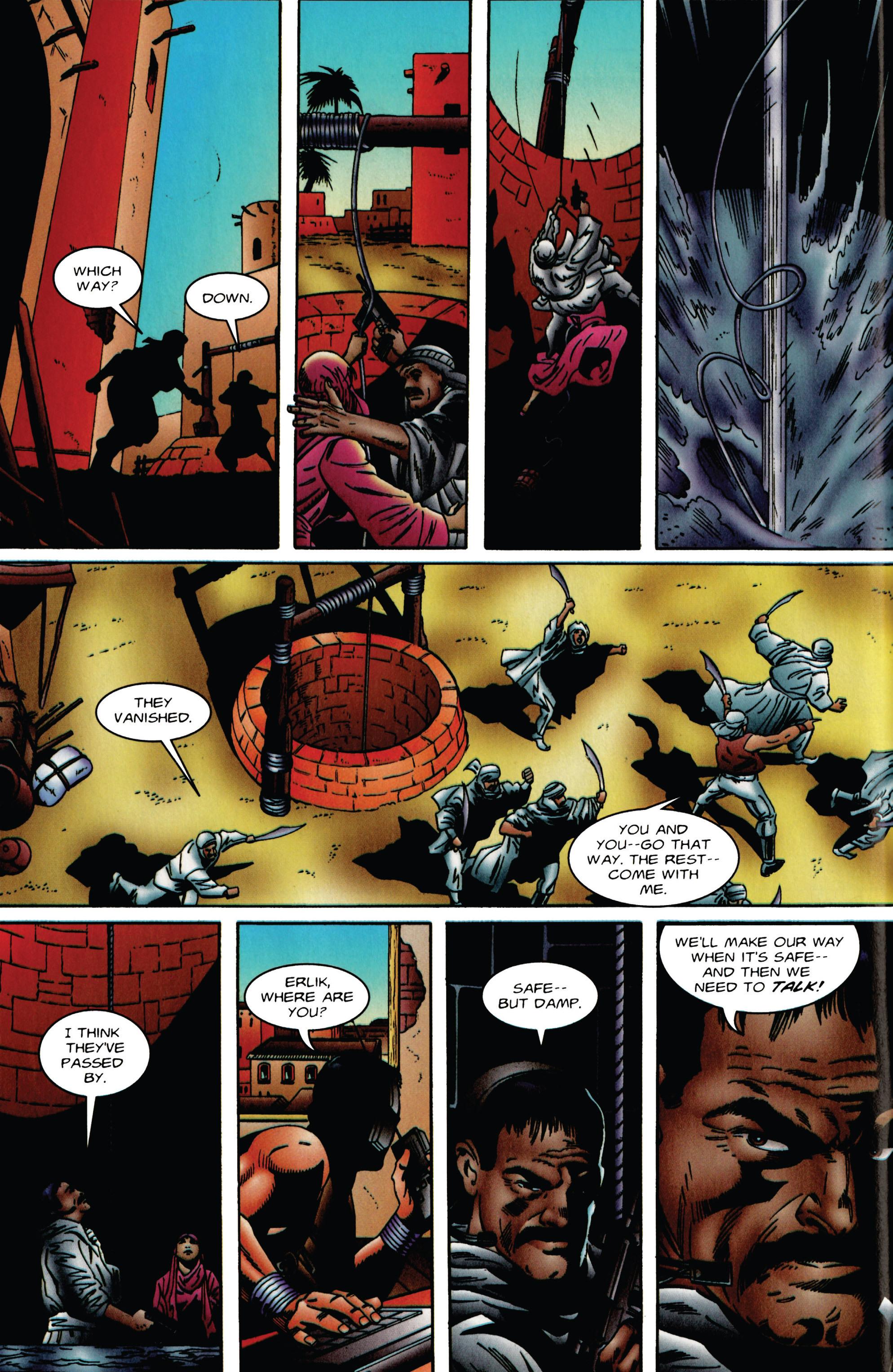 Read online Eternal Warrior (1992) comic -  Issue #48 - 8