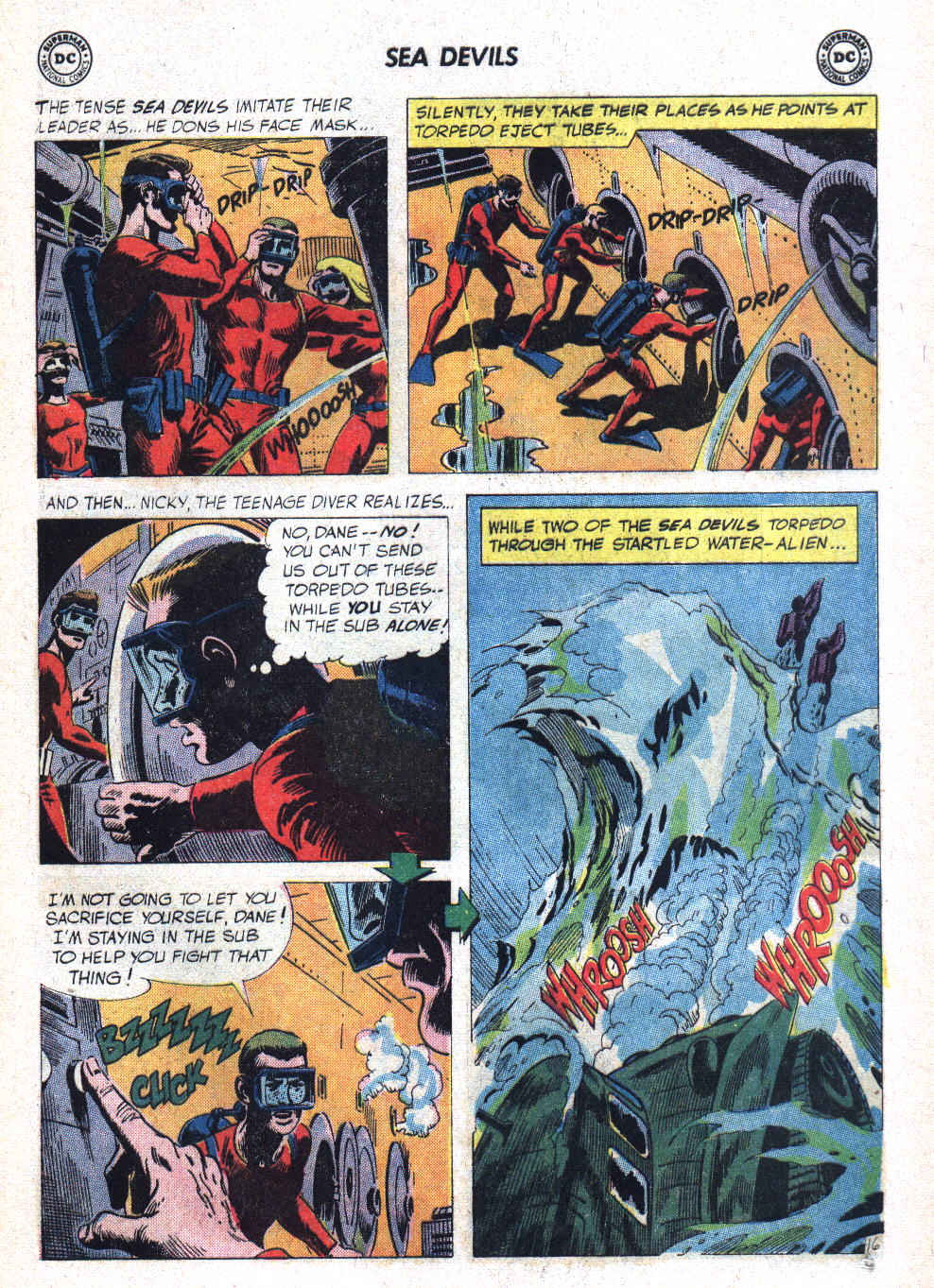 Read online Sea Devils comic -  Issue #7 - 22