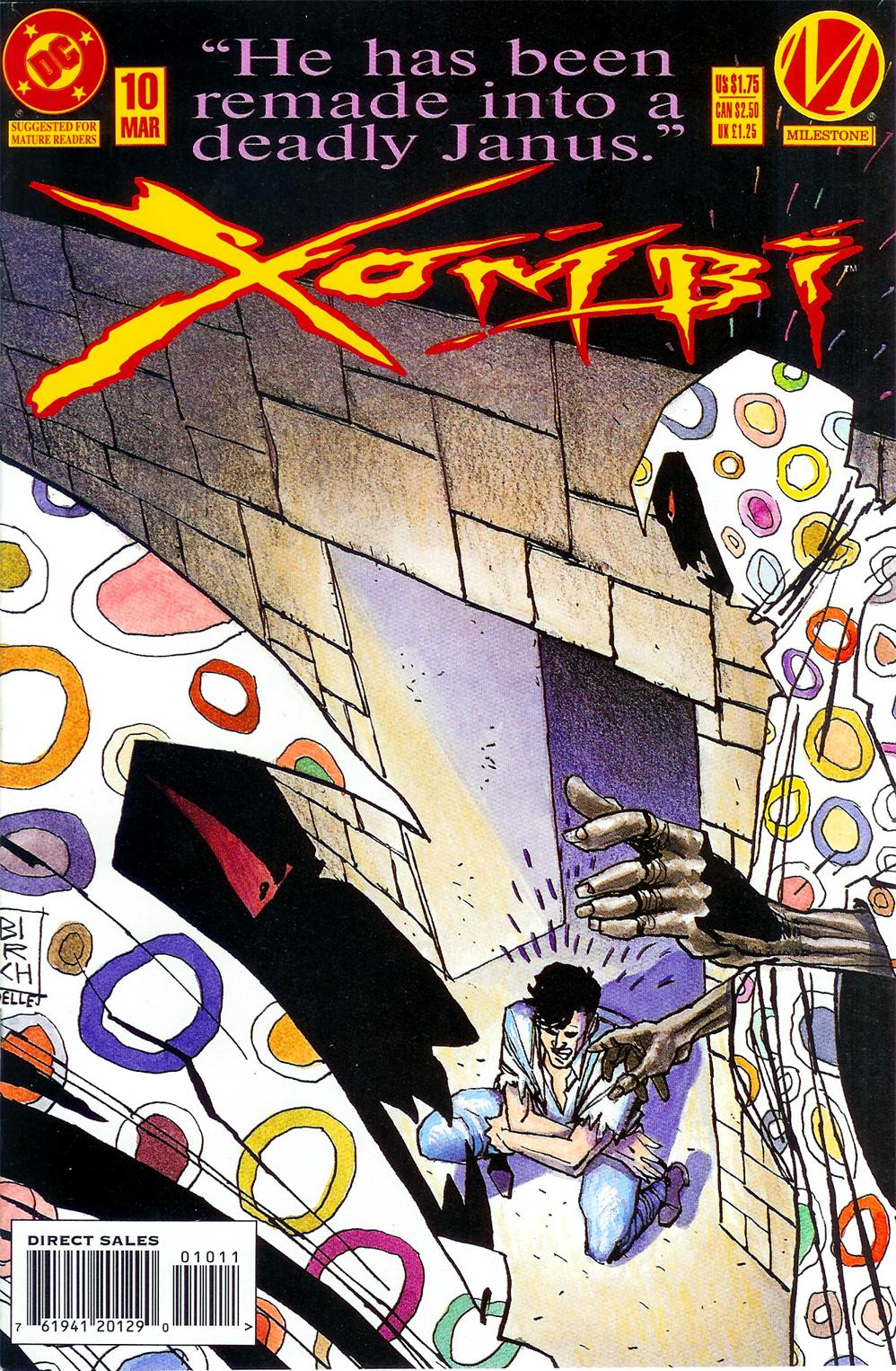 Xombi (1994) 10 Page 1