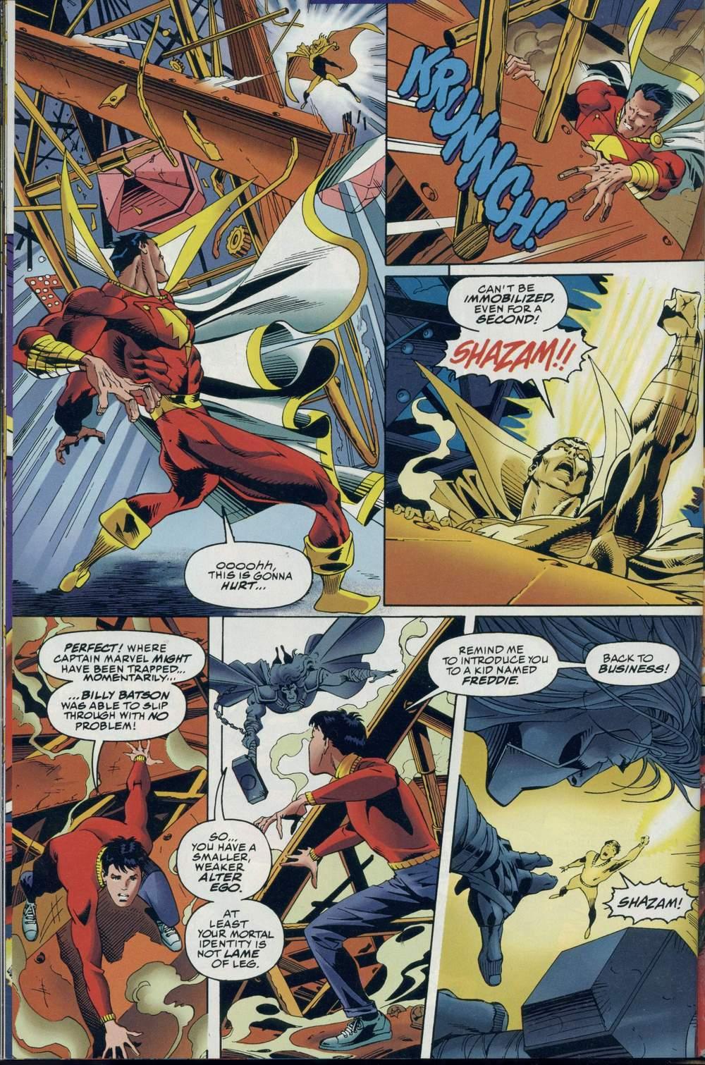 Read online DC Versus Marvel Comics comic -  Issue #2 - 23