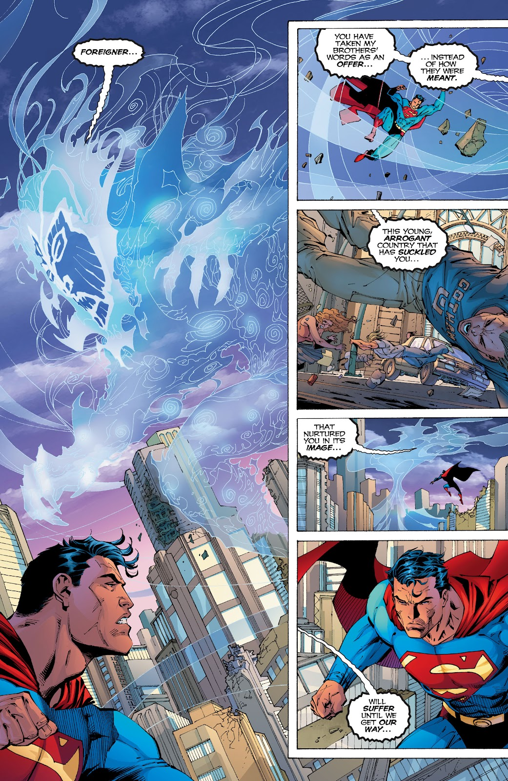 Read online Superman: For Tomorrow comic -  Issue # TPB (Part 2) - 43