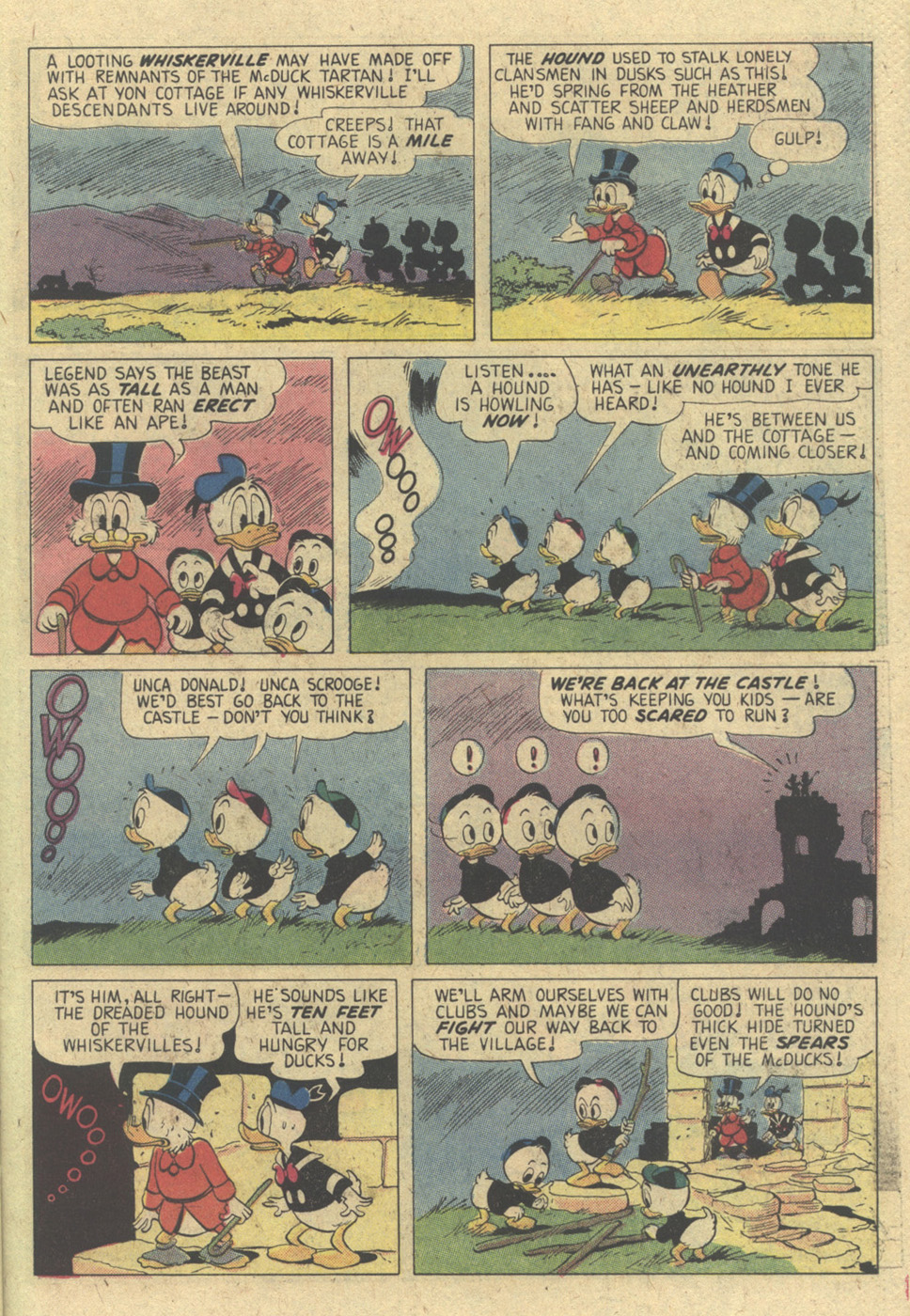 Read online Uncle Scrooge (1953) comic -  Issue #165 - 27