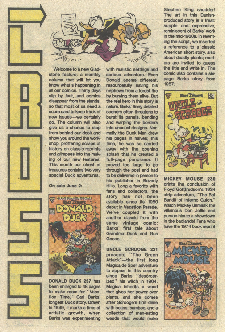 Read online Uncle Scrooge (1953) comic -  Issue #221 - 26