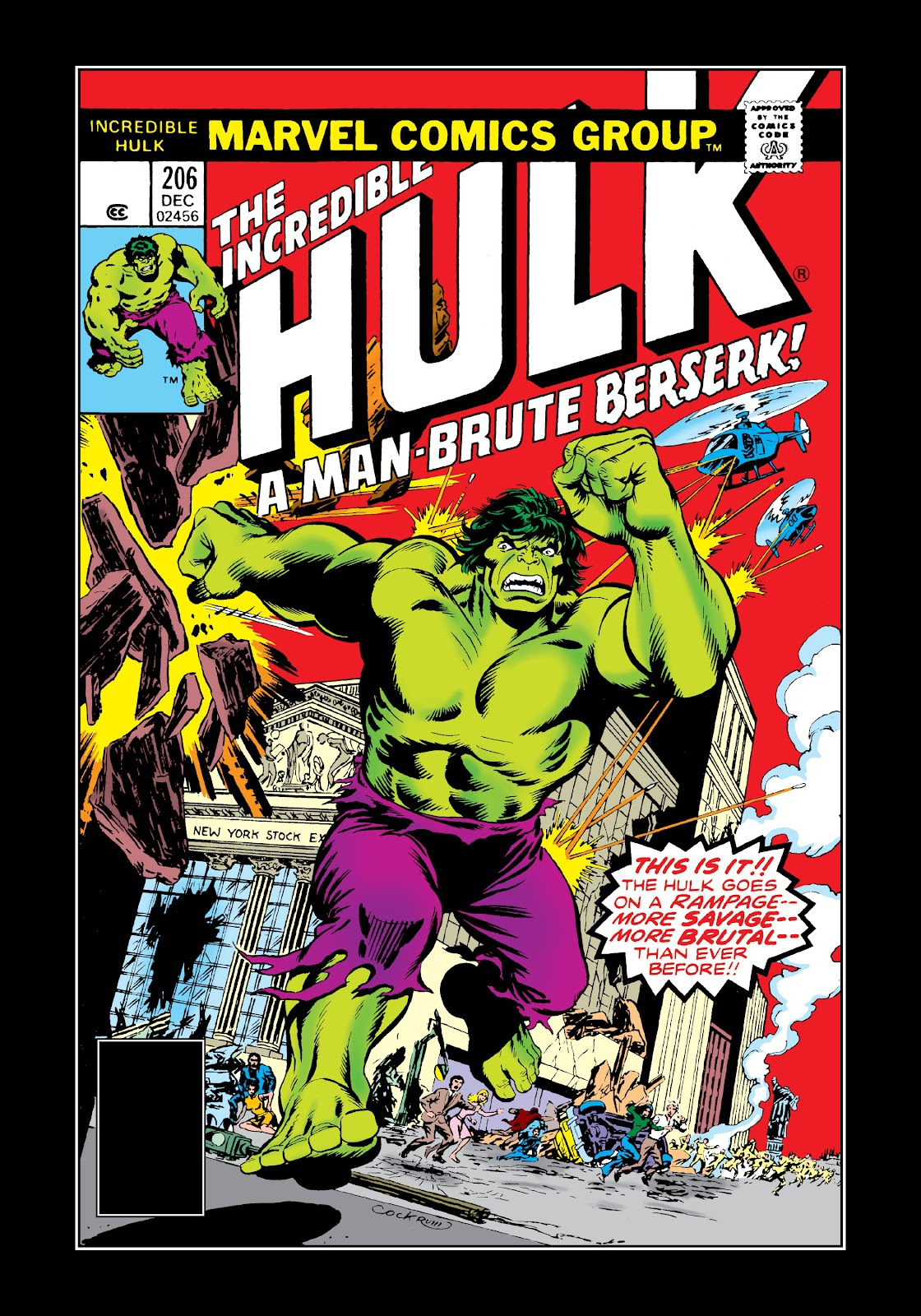 Read online Marvel Masterworks: The Incredible Hulk comic -  Issue # TPB 12 (Part 3) - 10
