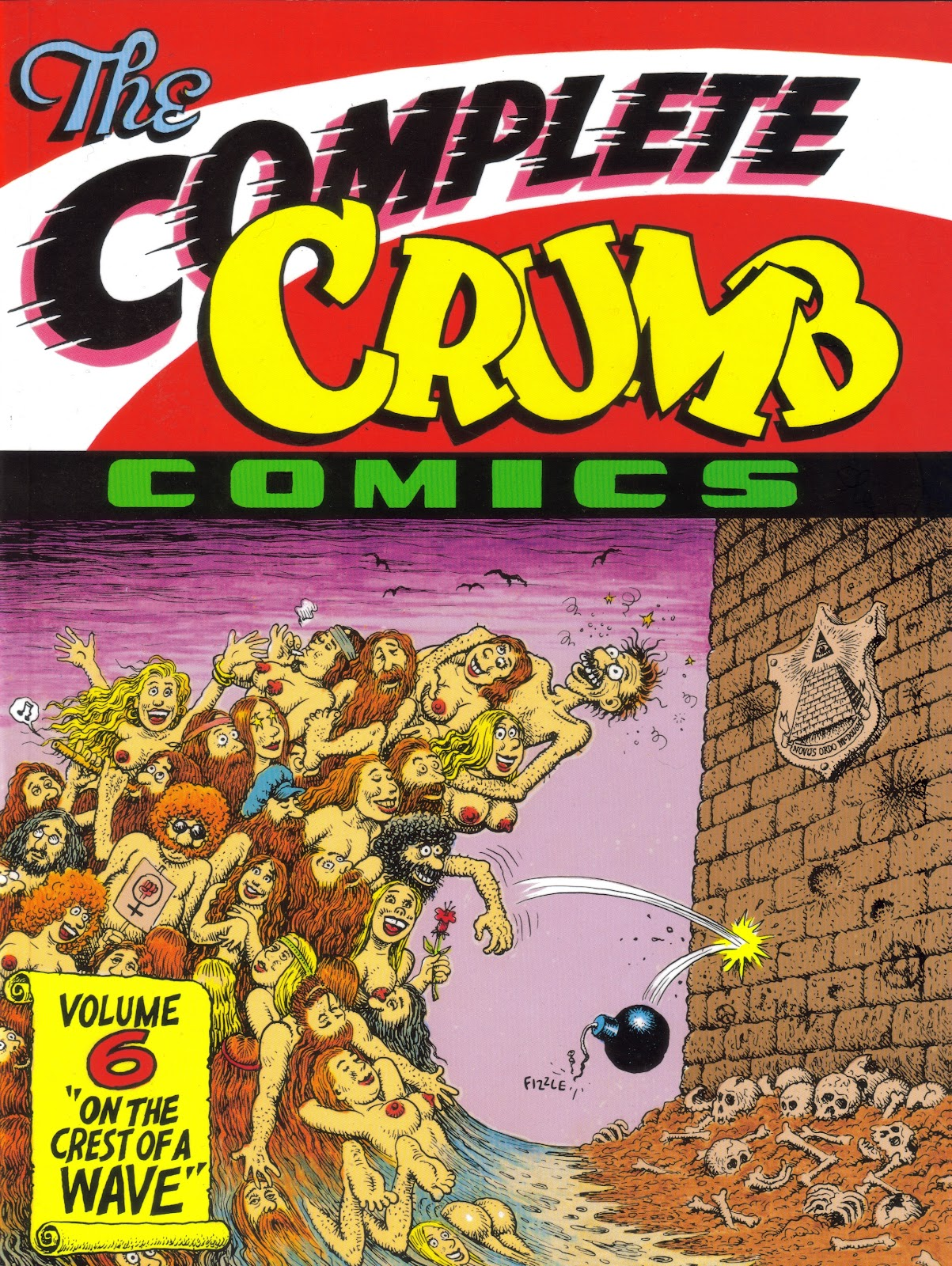 The Complete Crumb Comics issue TPB 6 - Page 1