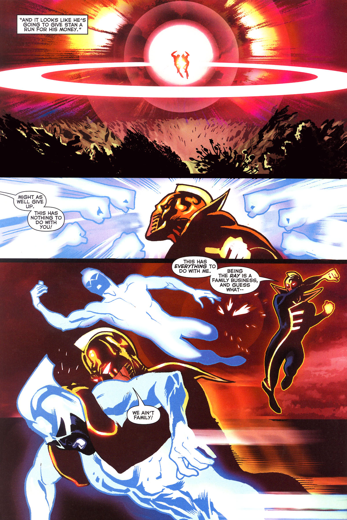 Read online Uncle Sam and the Freedom Fighters (2006) comic -  Issue #7 - 10
