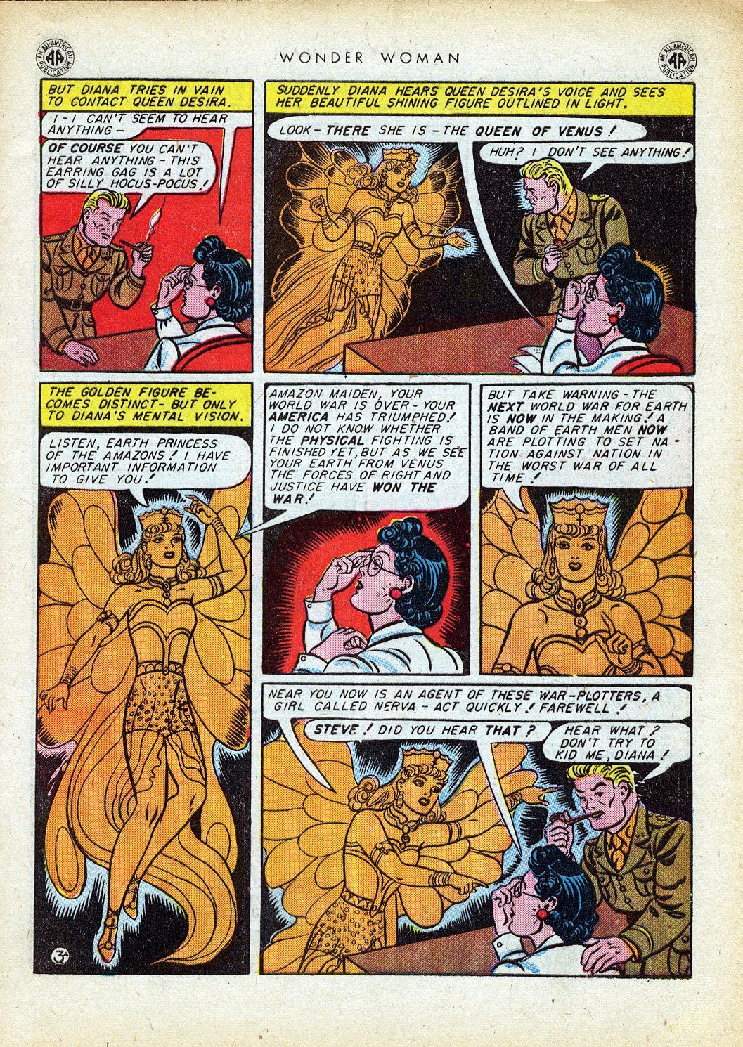 Read online Wonder Woman (1942) comic -  Issue #12 - 5