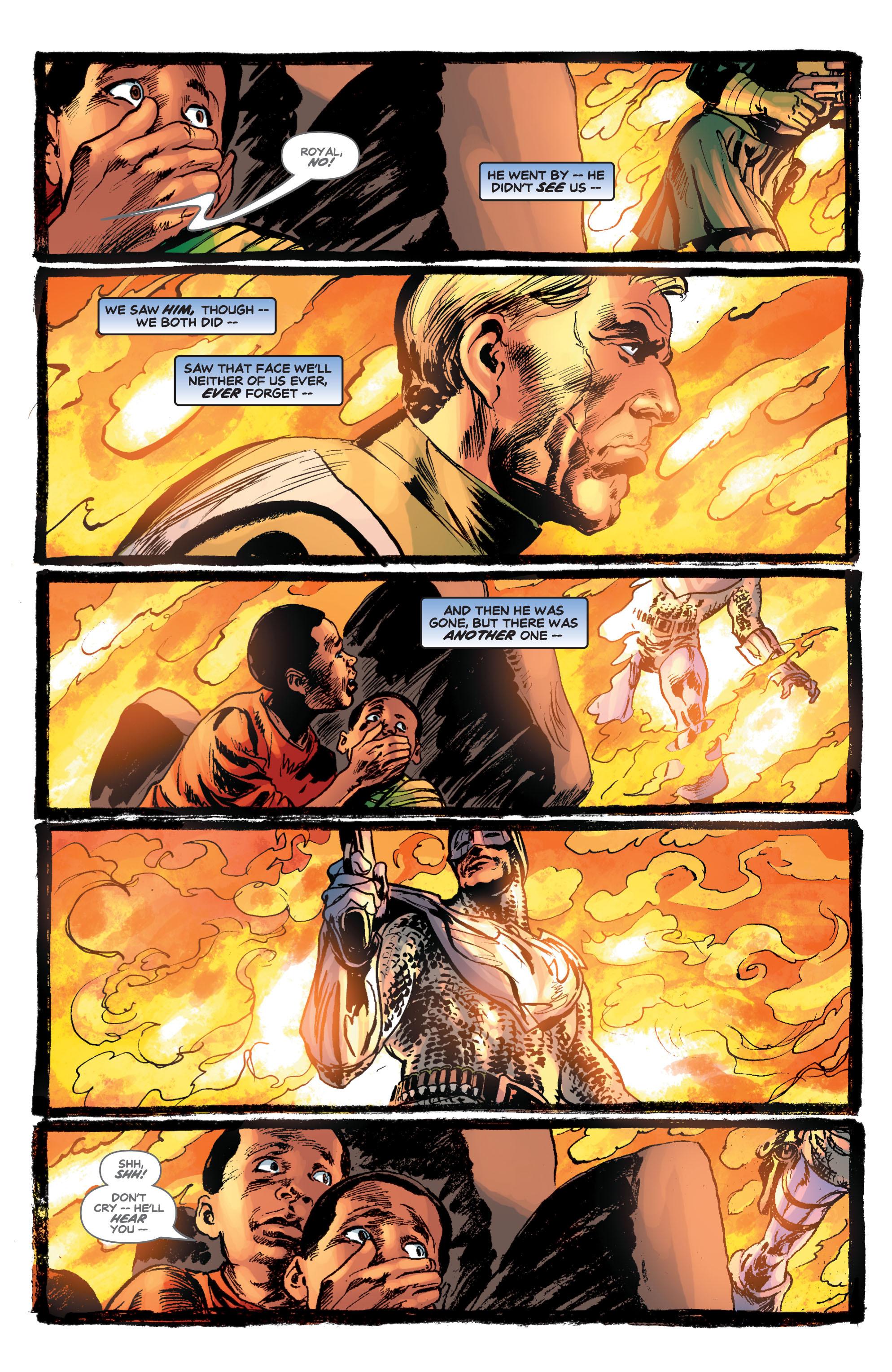 Read online Astro City: Dark Age/Book One comic -  Issue #3 - 21