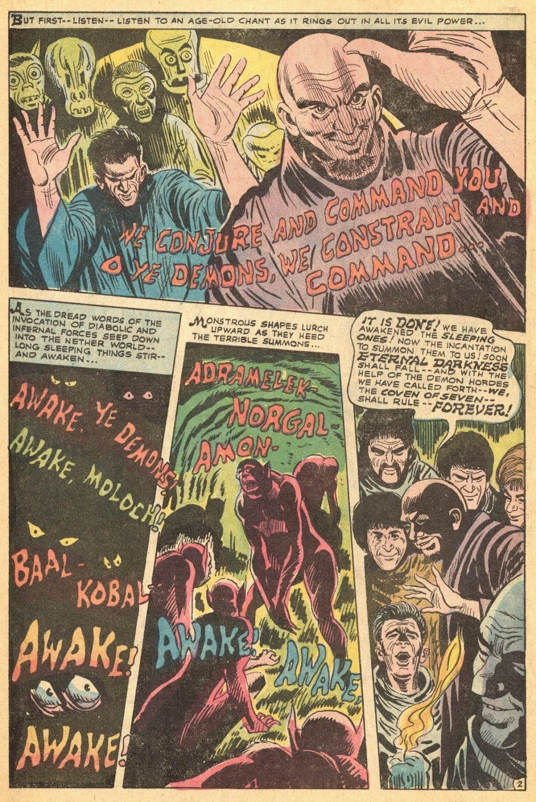 Metal Men (1963) issue 38 - Page 4