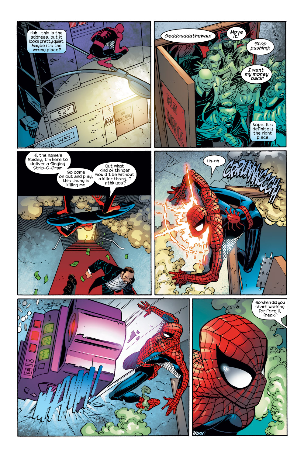 The Amazing Spider-Man (1999) 53 Page 10