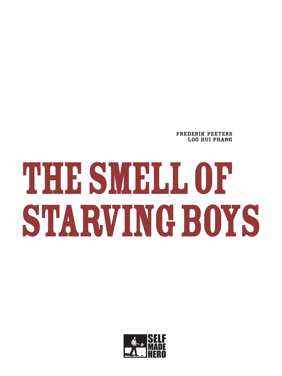 Read online The Smell of Starving Boys comic -  Issue # TPB - 5