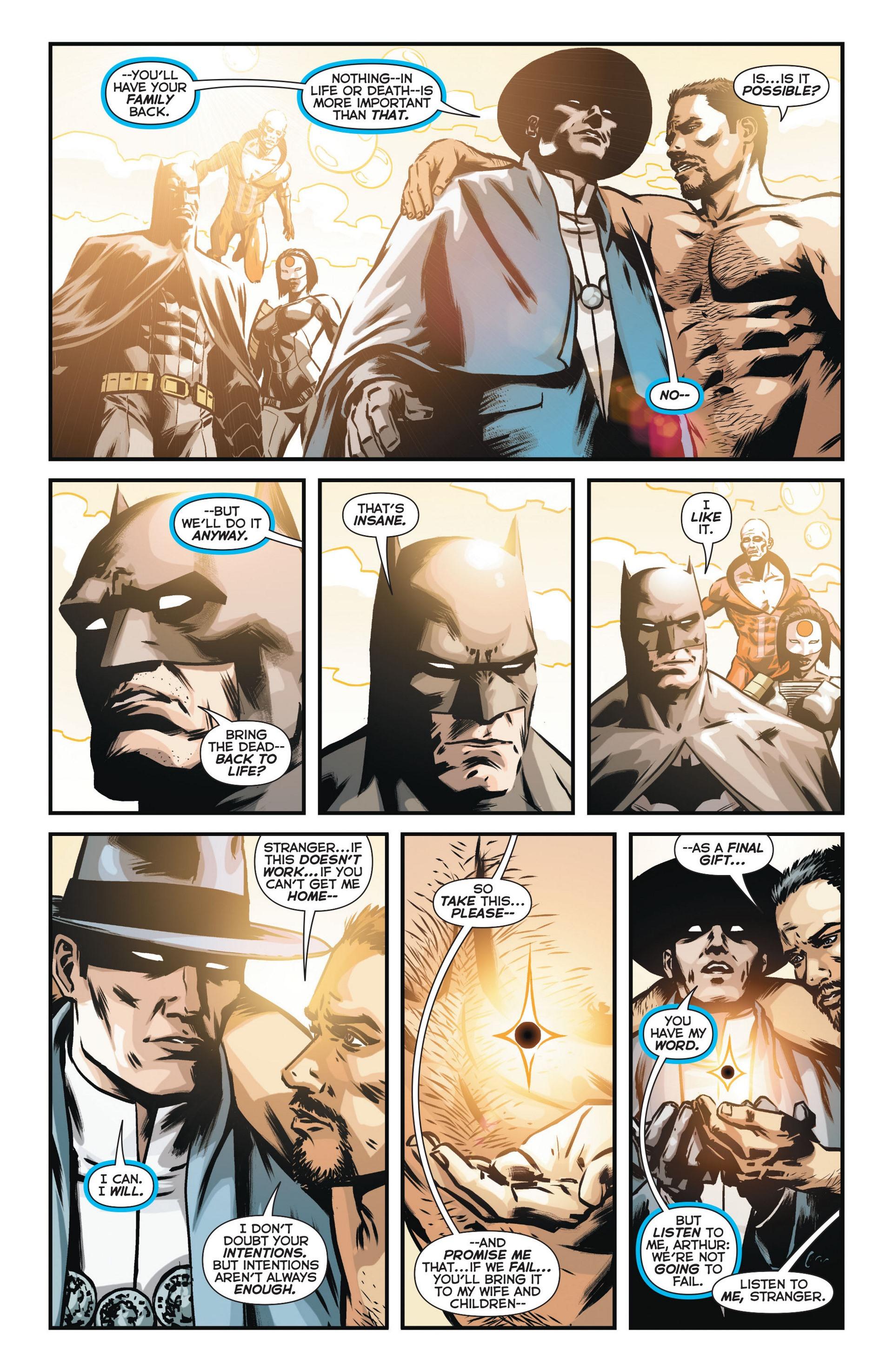 Read online Trinity of Sin: The Phantom Stranger comic -  Issue #11 - 19
