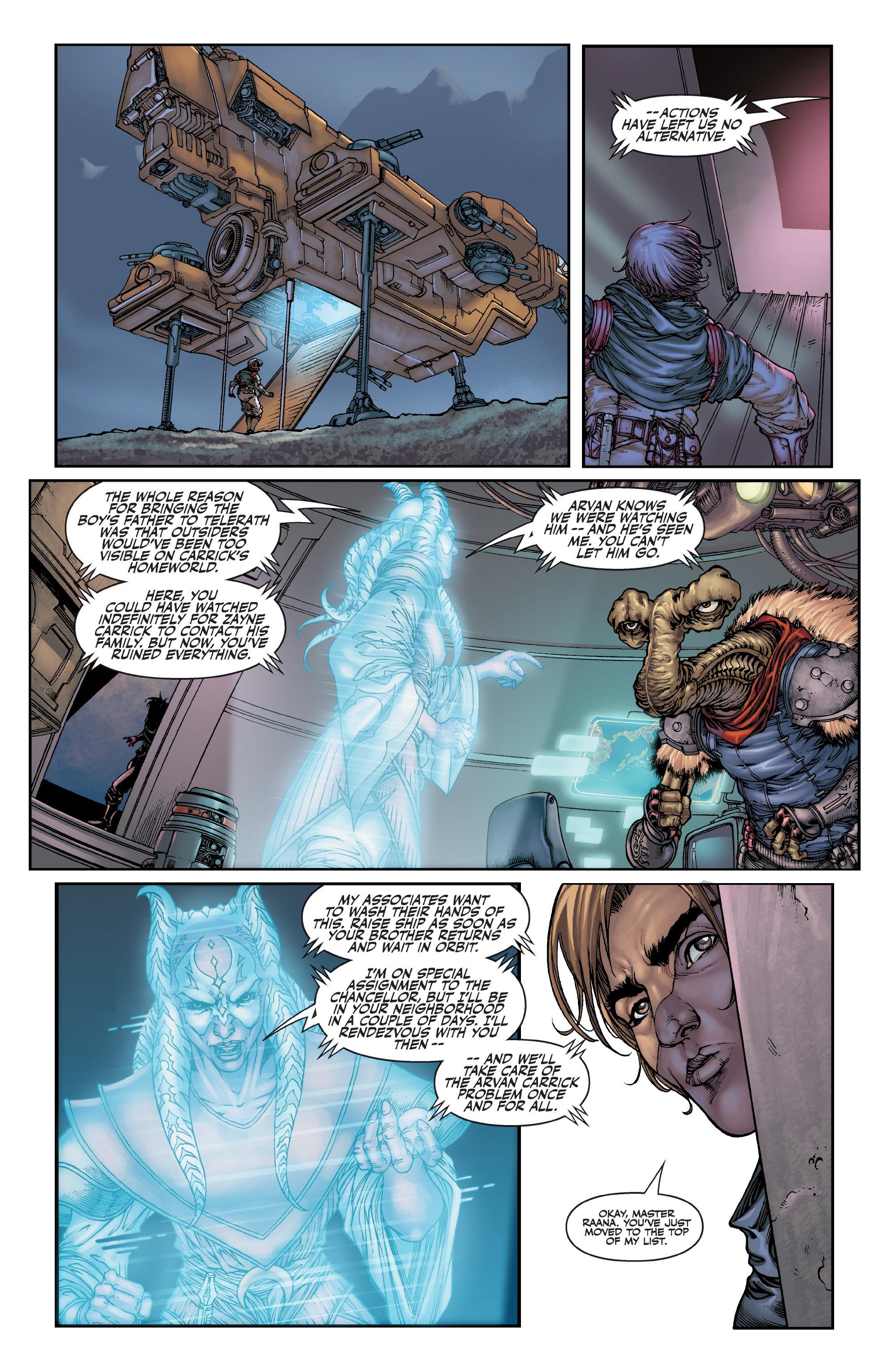 Read online Star Wars Omnibus comic -  Issue # Vol. 29 - 264
