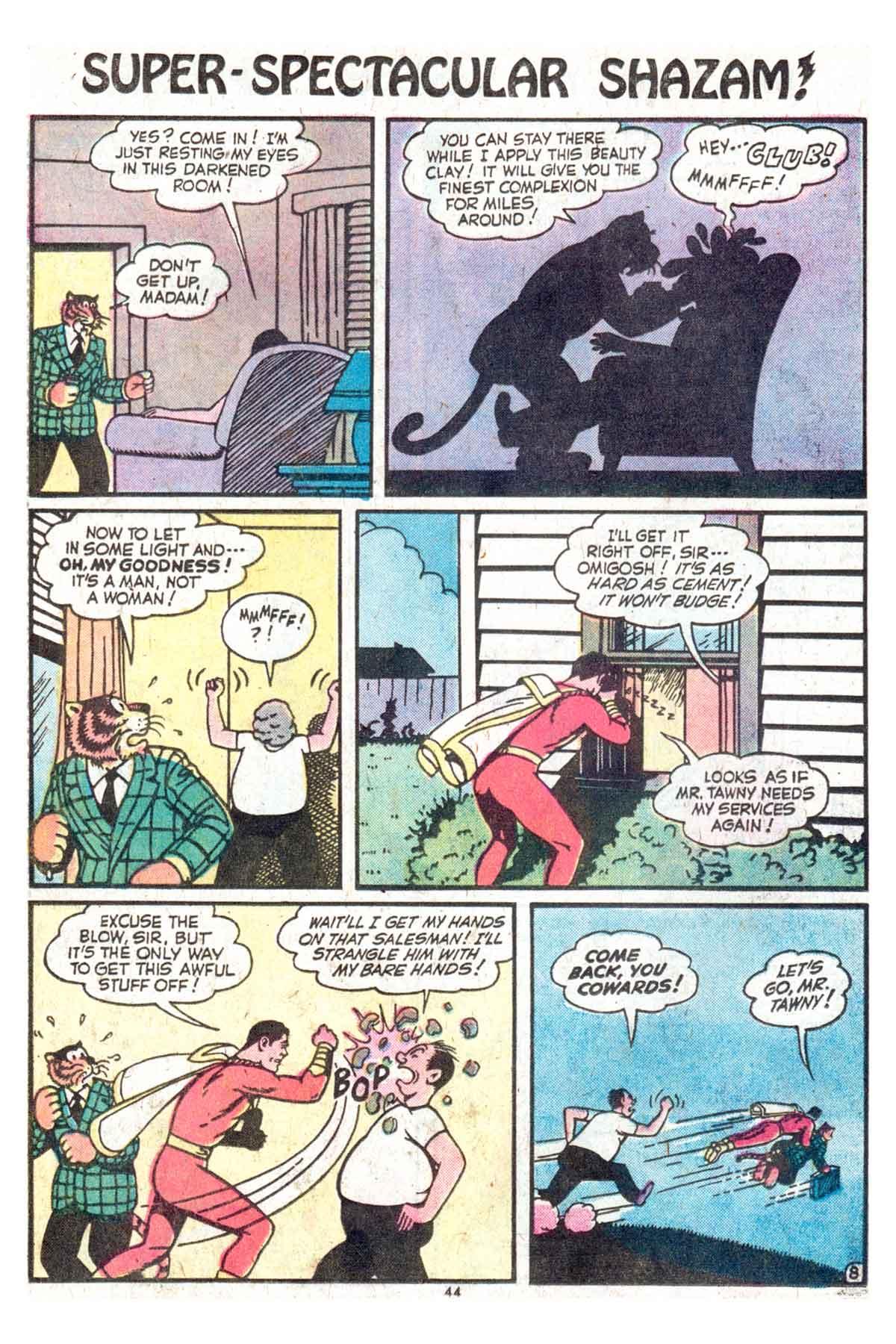 Read online Shazam! (1973) comic -  Issue #13 - 45