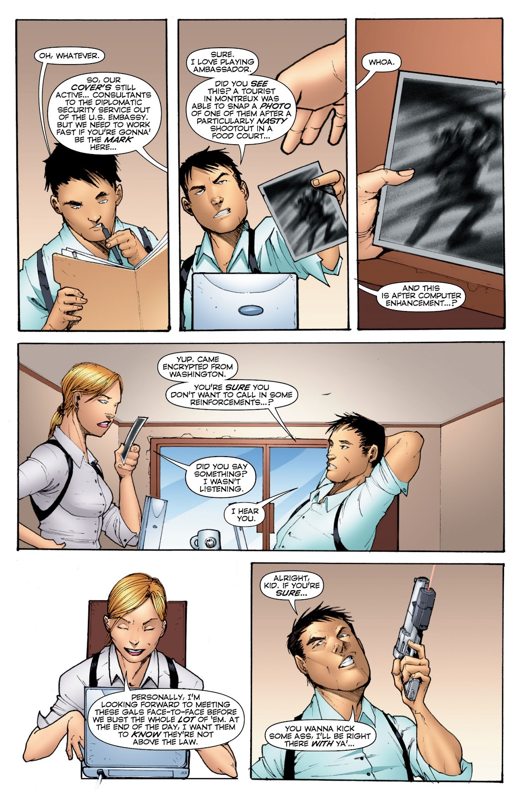 Wildcats Version 3.0 Issue #17 #17 - English 22