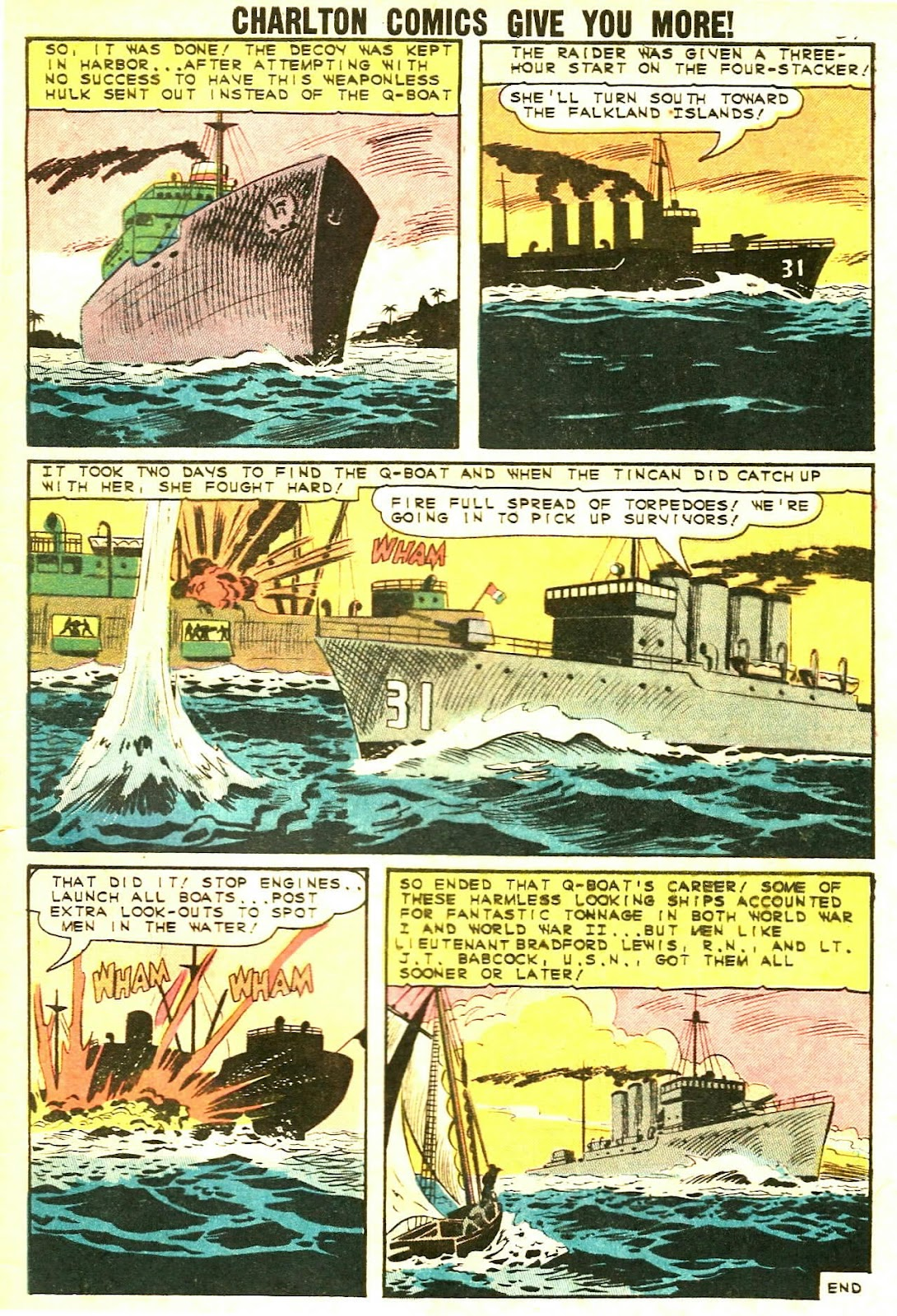 Read online Fightin' Navy comic -  Issue #118 - 33