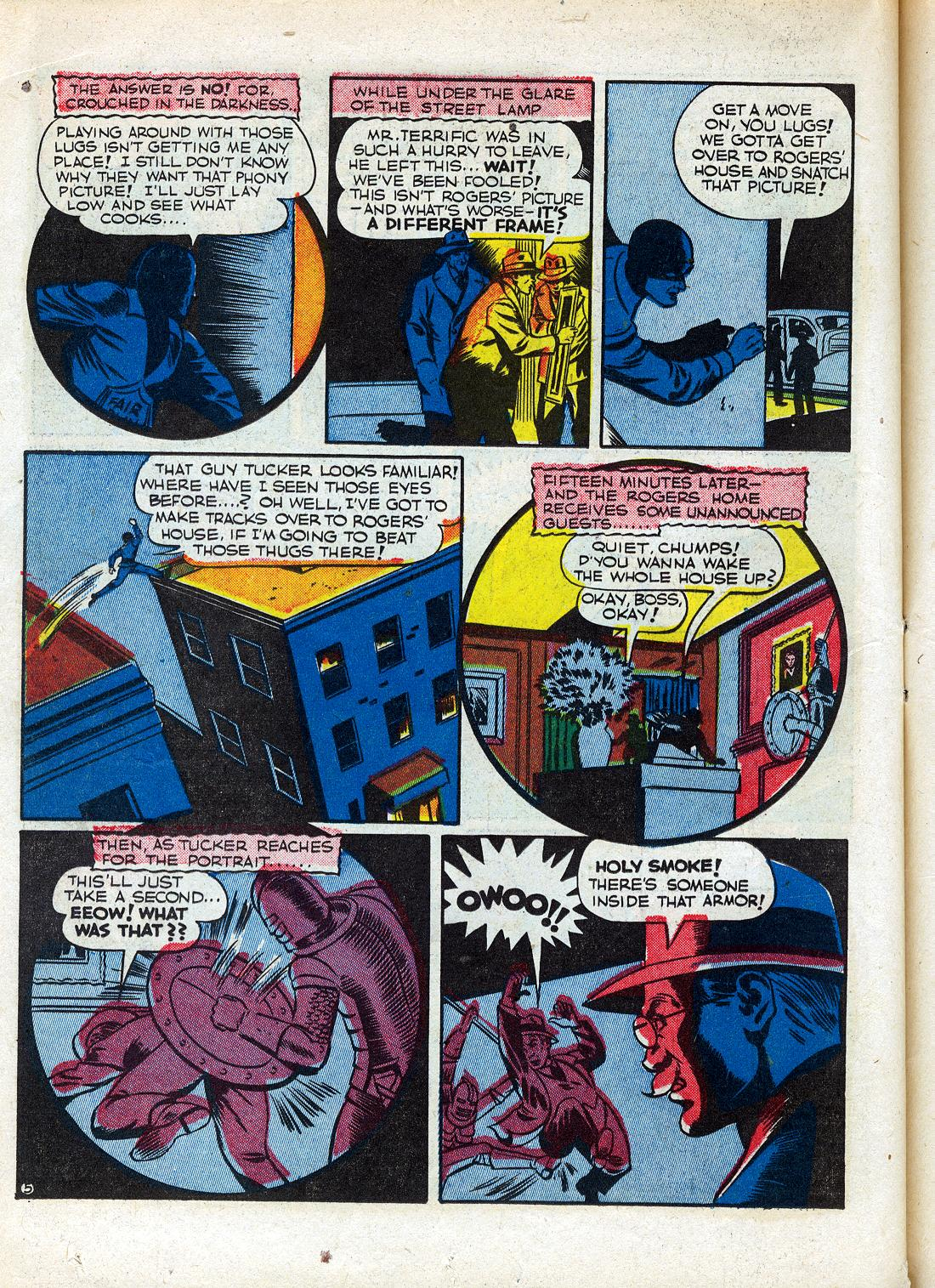 Read online Sensation (Mystery) Comics comic -  Issue #26 - 46