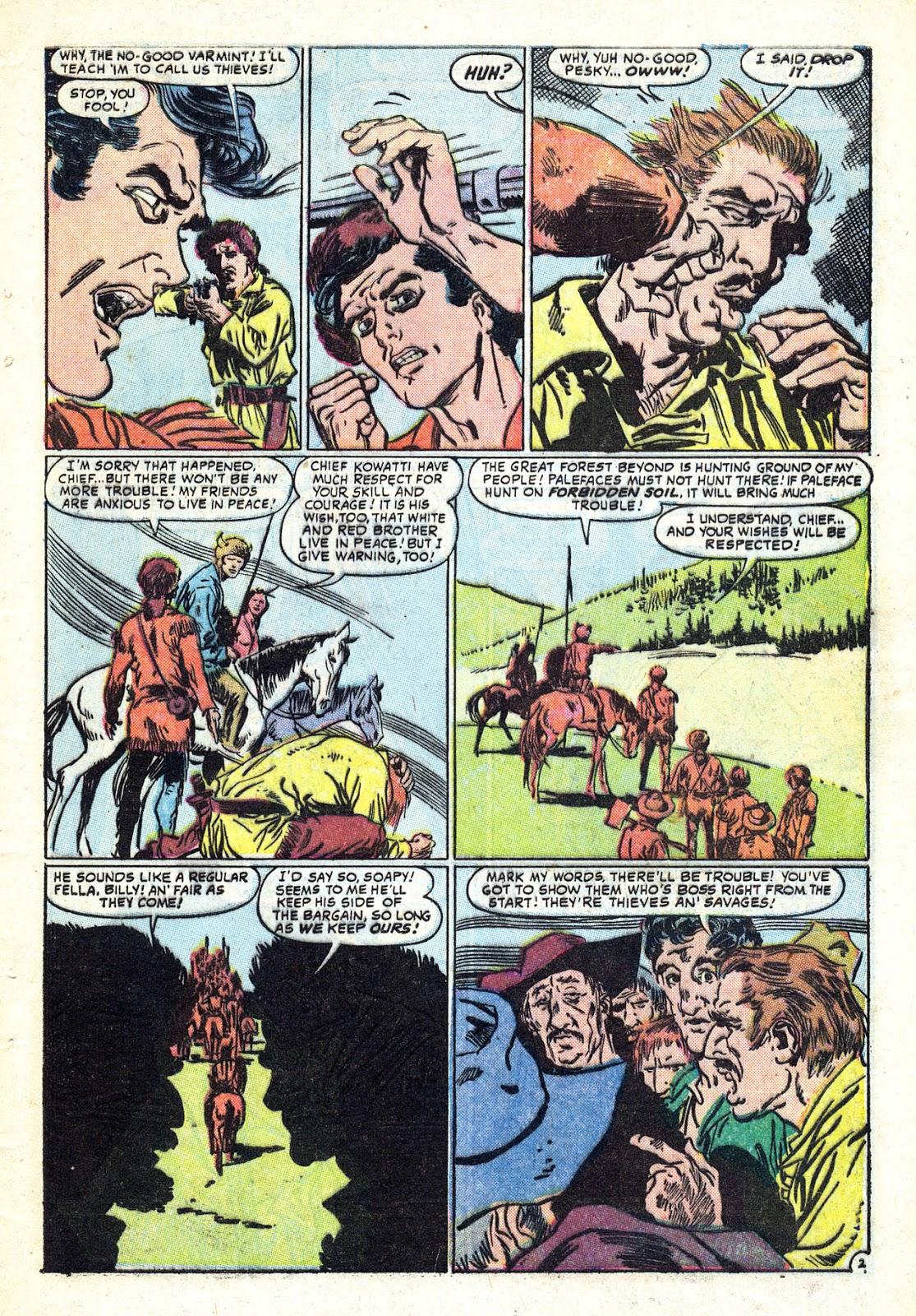 Gunsmoke Western issue 34 - Page 29