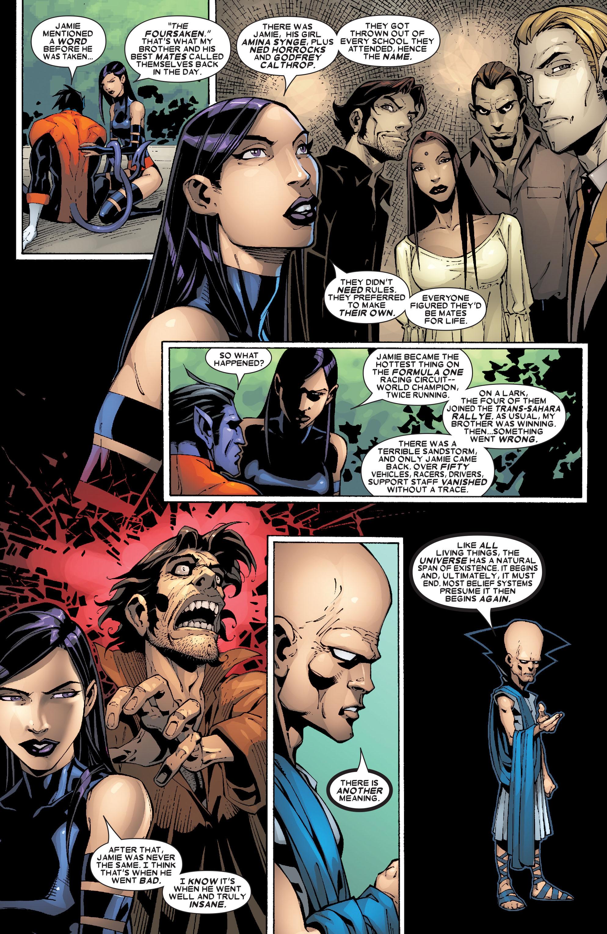Uncanny X-Men (1963) 473 Page 8