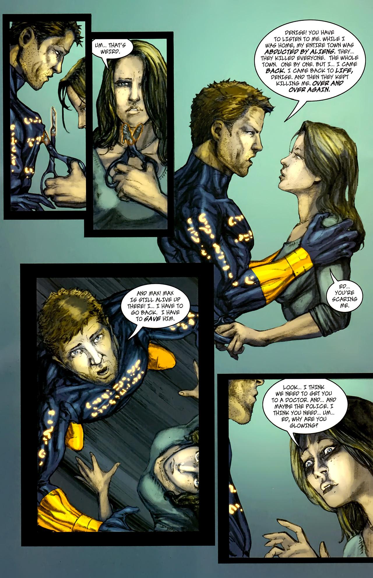Read online Phoenix comic -  Issue #1 - 22