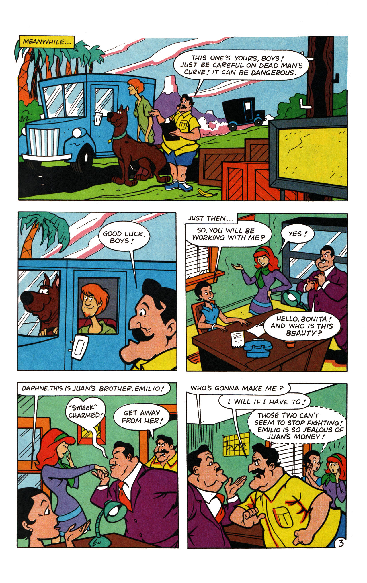 Read online Scooby-Doo (1995) comic -  Issue #13 - 28