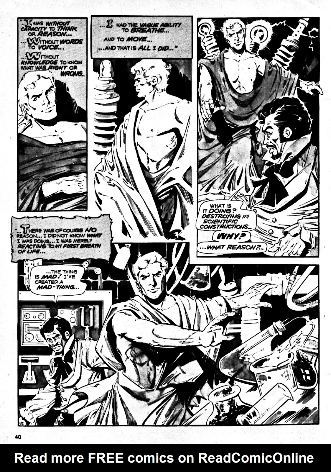 Scream (1973) issue 7 - Page 39