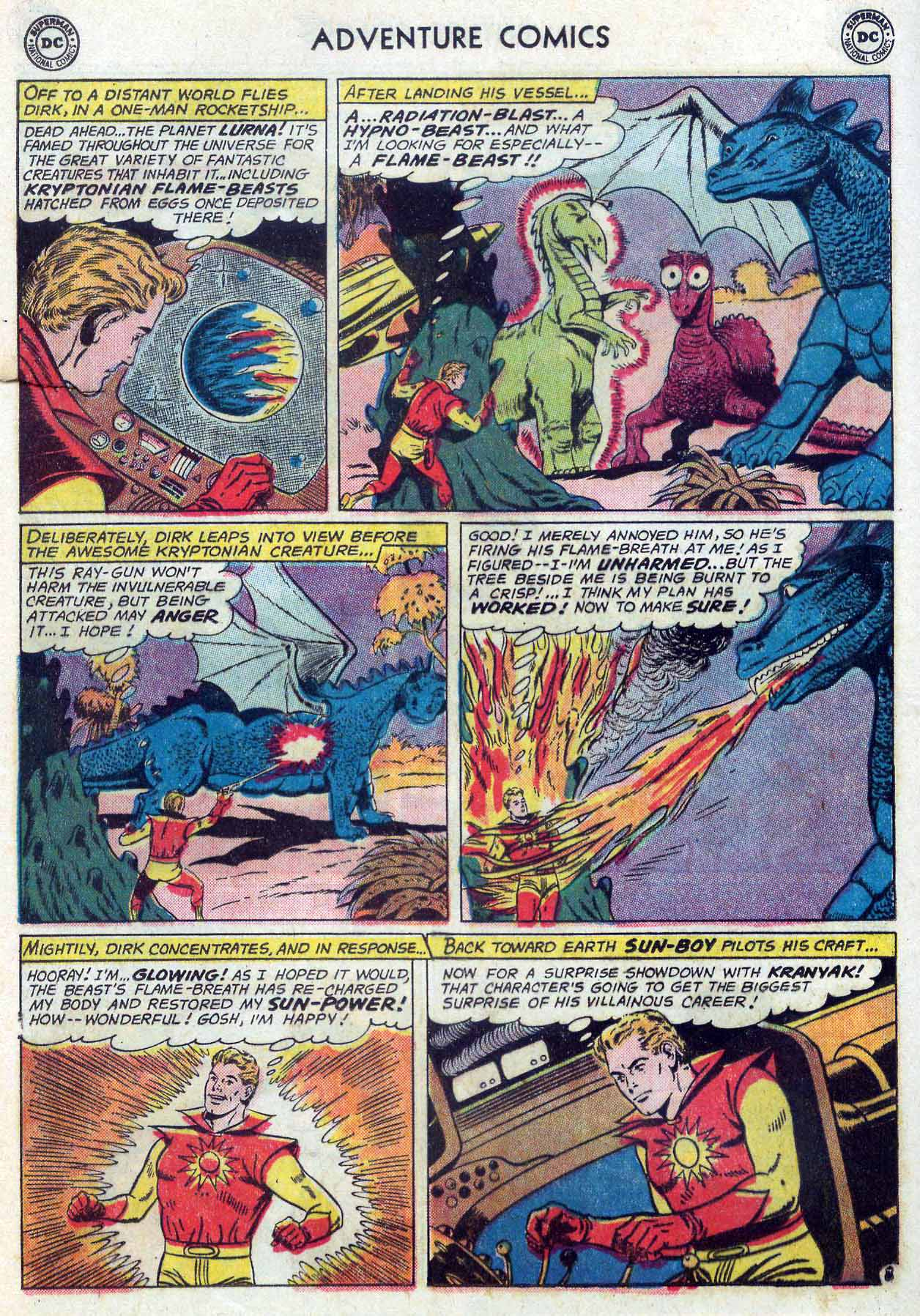 Read online Adventure Comics (1938) comic -  Issue #302 - 29