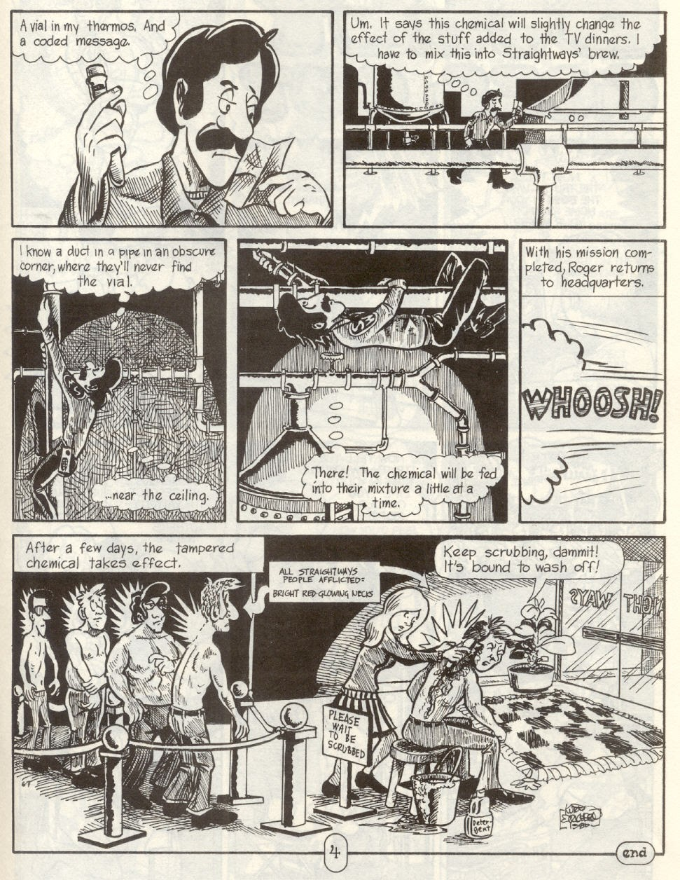 Gay Comix (Gay Comics) issue 1 - Page 24