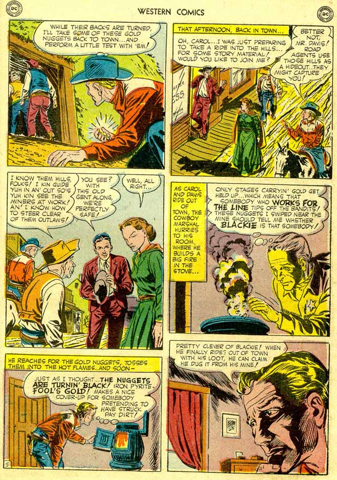 Western Comics issue 23 - Page 45