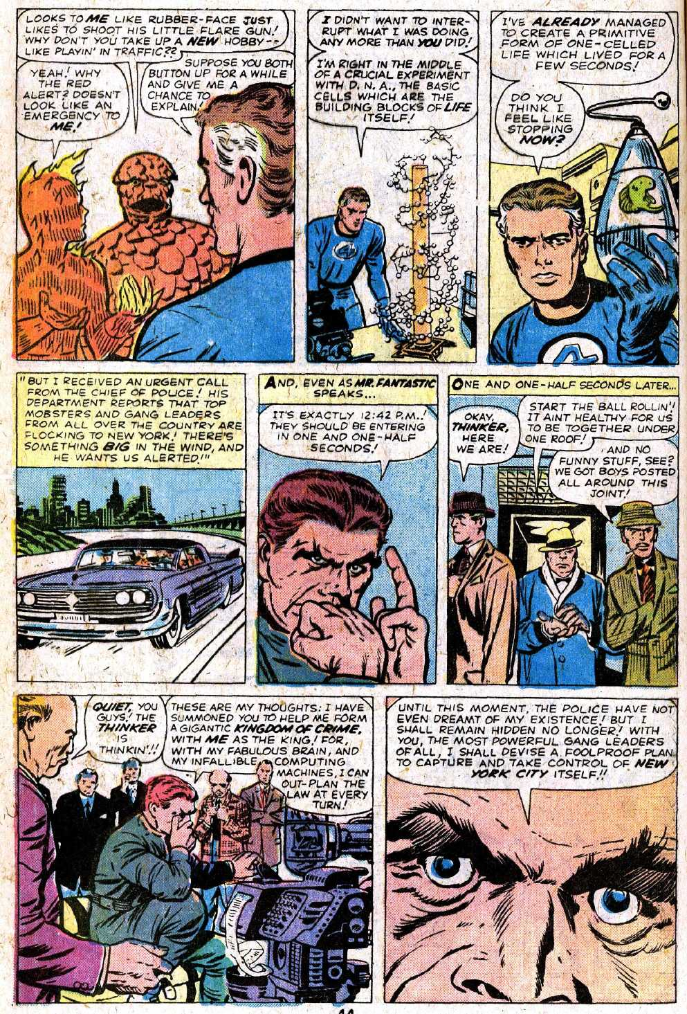 Giant-Size Fantastic Four issue 5 - Page 46