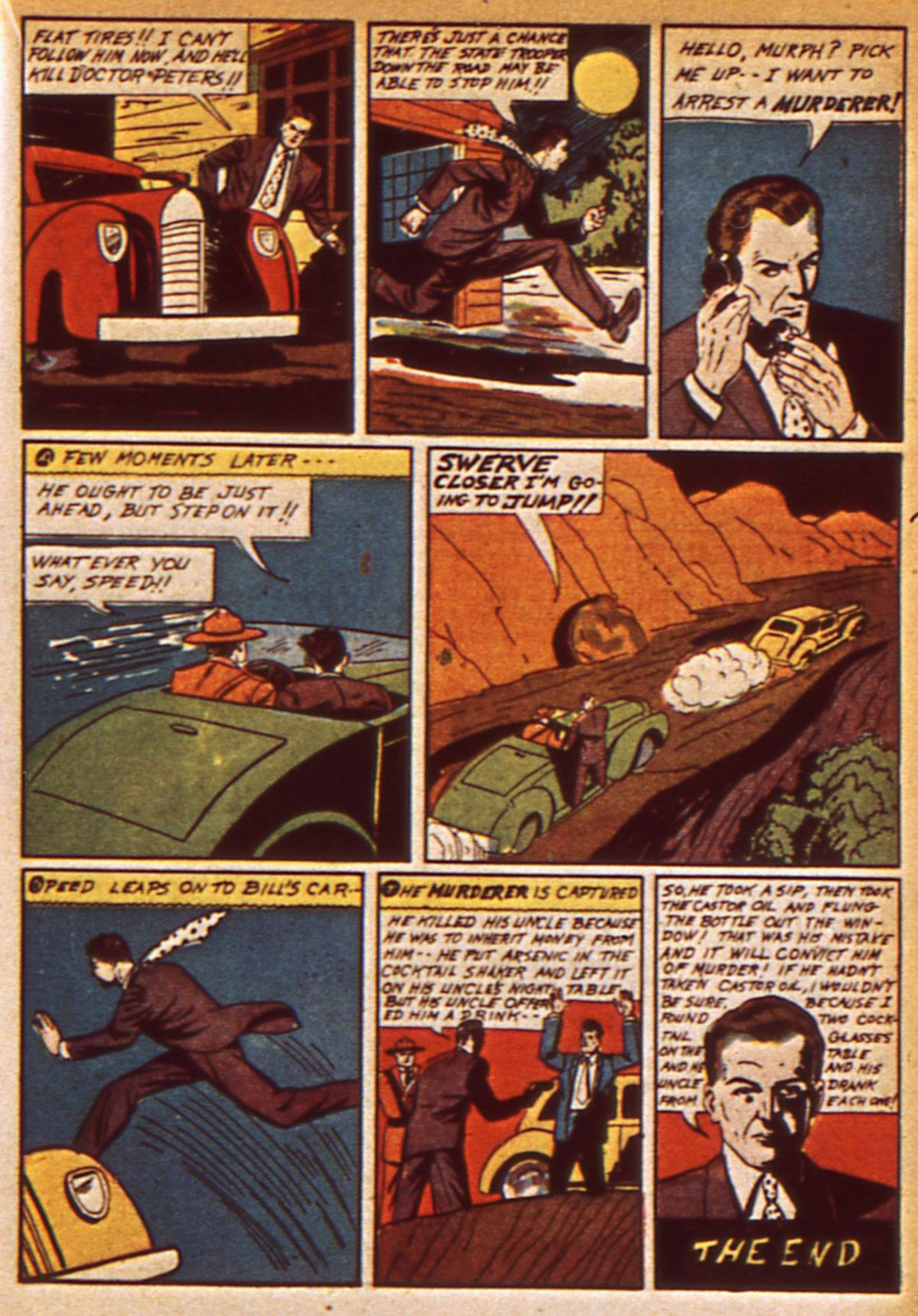 Read online Detective Comics (1937) comic -  Issue #47 - 41