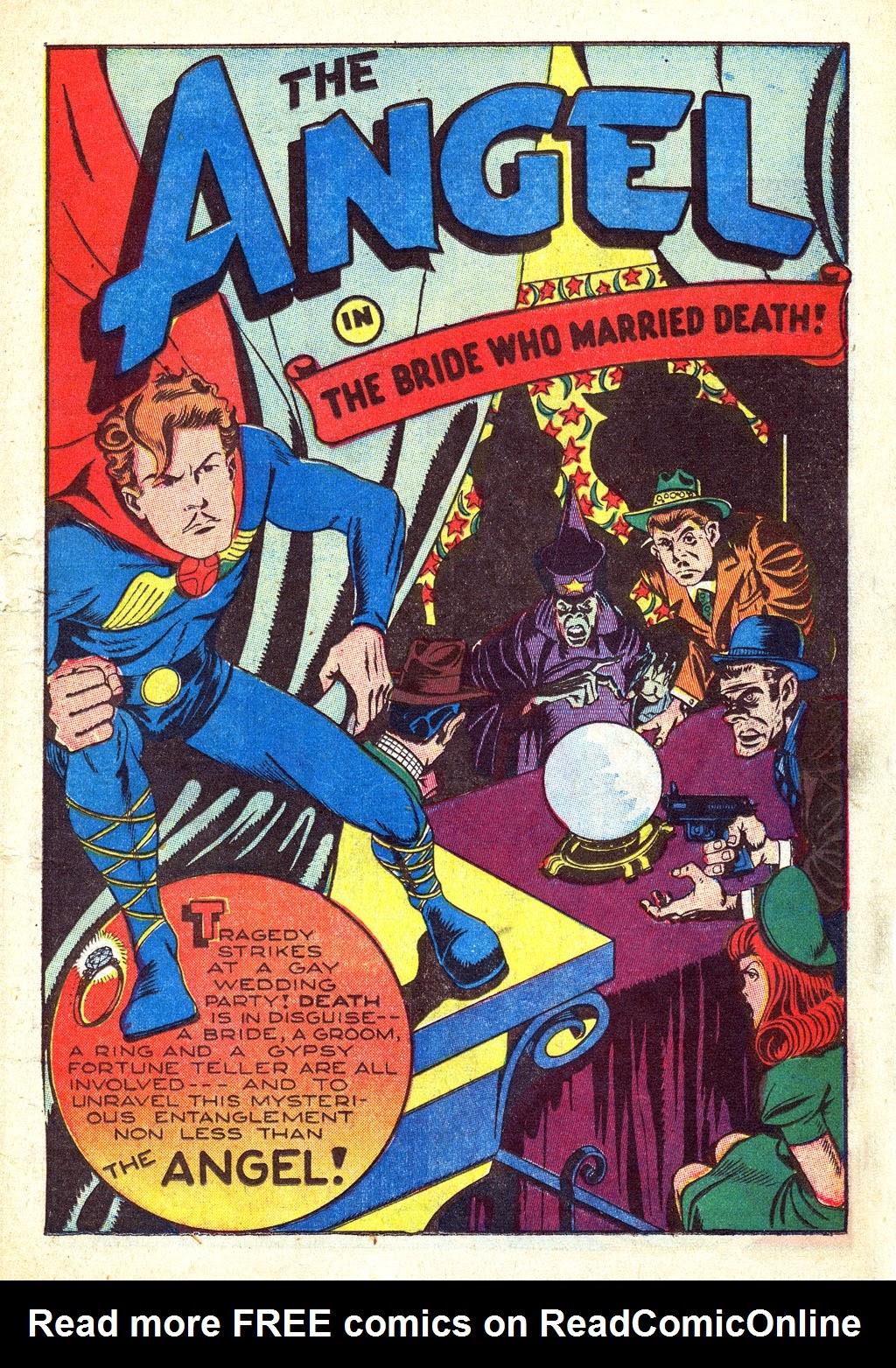 Read online Mystic Comics (1944) comic -  Issue #3 - 11