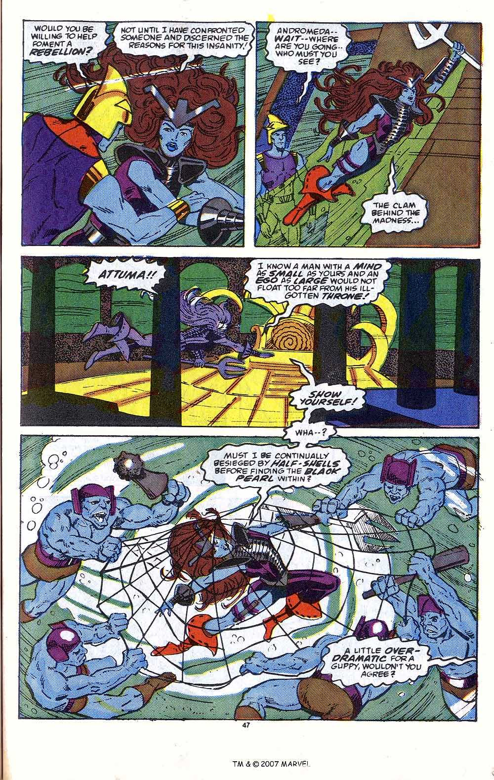 Iron Man Annual issue 10 - Page 49