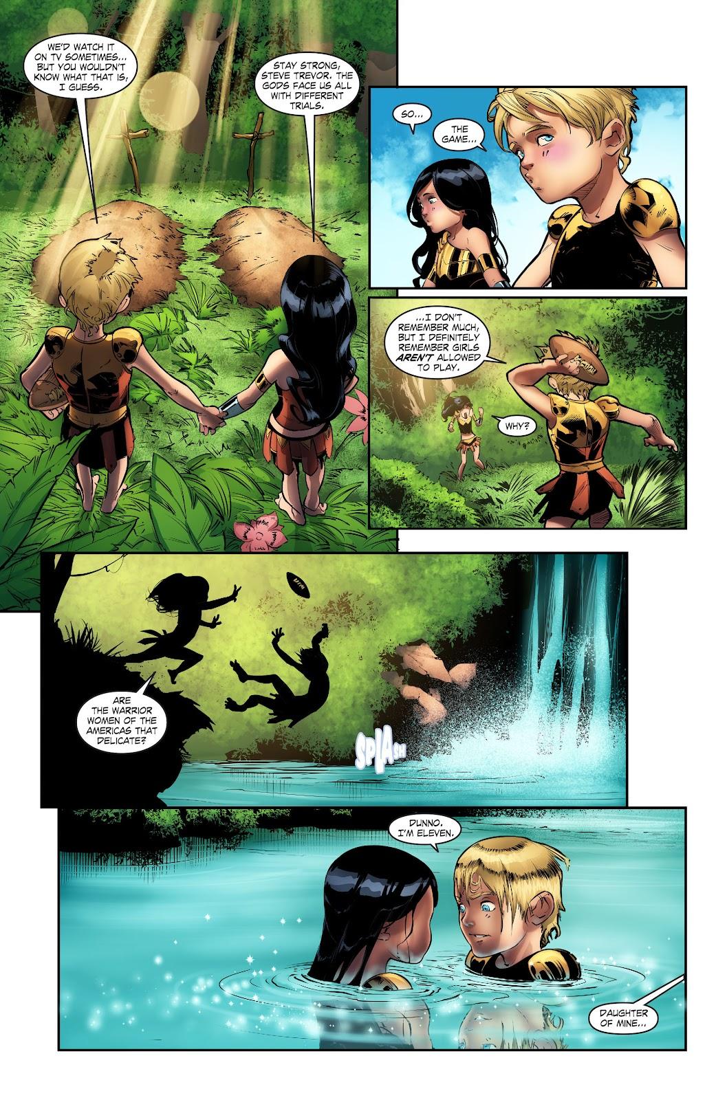Read online Smallville Season 11 [II] comic -  Issue # TPB 5 - 28