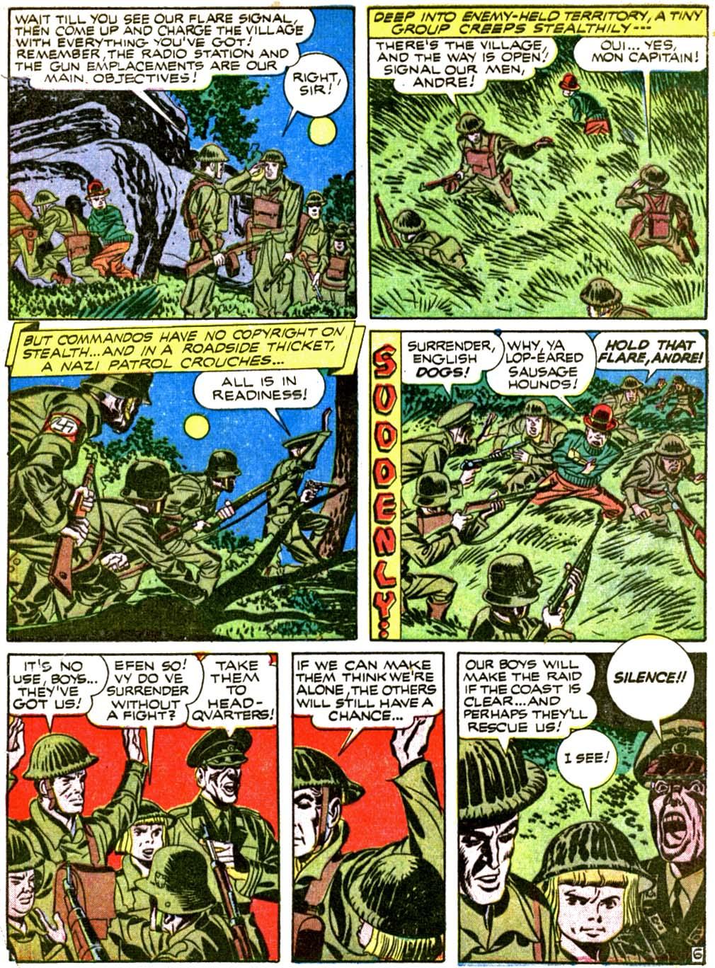 Boy Commandos issue 2 - Page 62