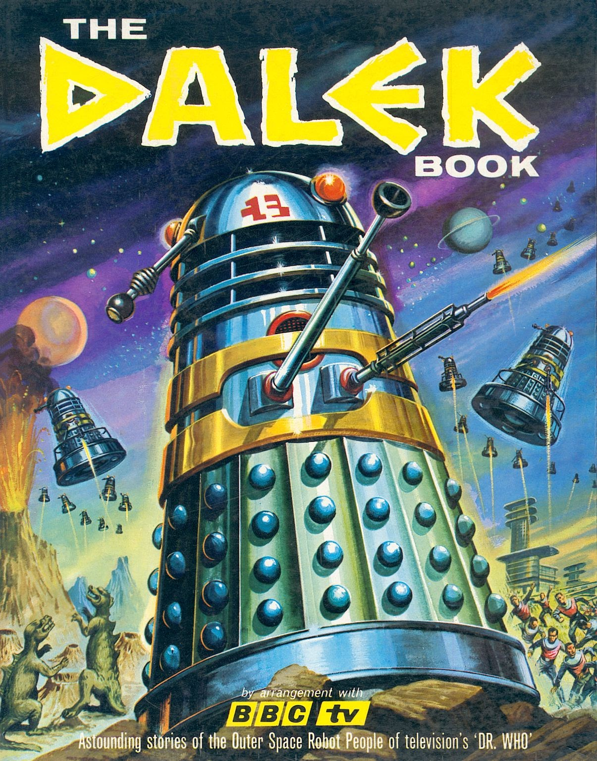 Dalek Book issue TPB 1 - Page 1