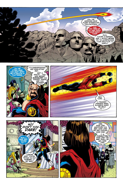 Captain Marvel (1999) Issue #22 #23 - English 11