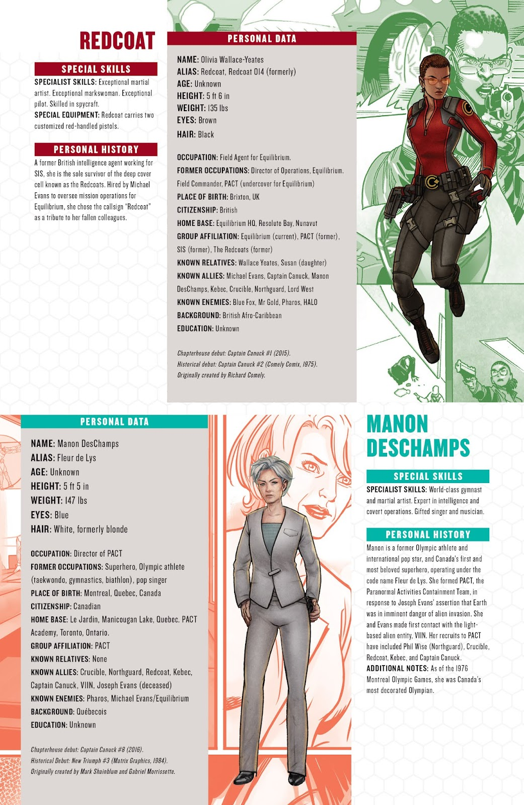 Captain Canuck: Invasion (Canada Day 2018) issue Full - Page 27