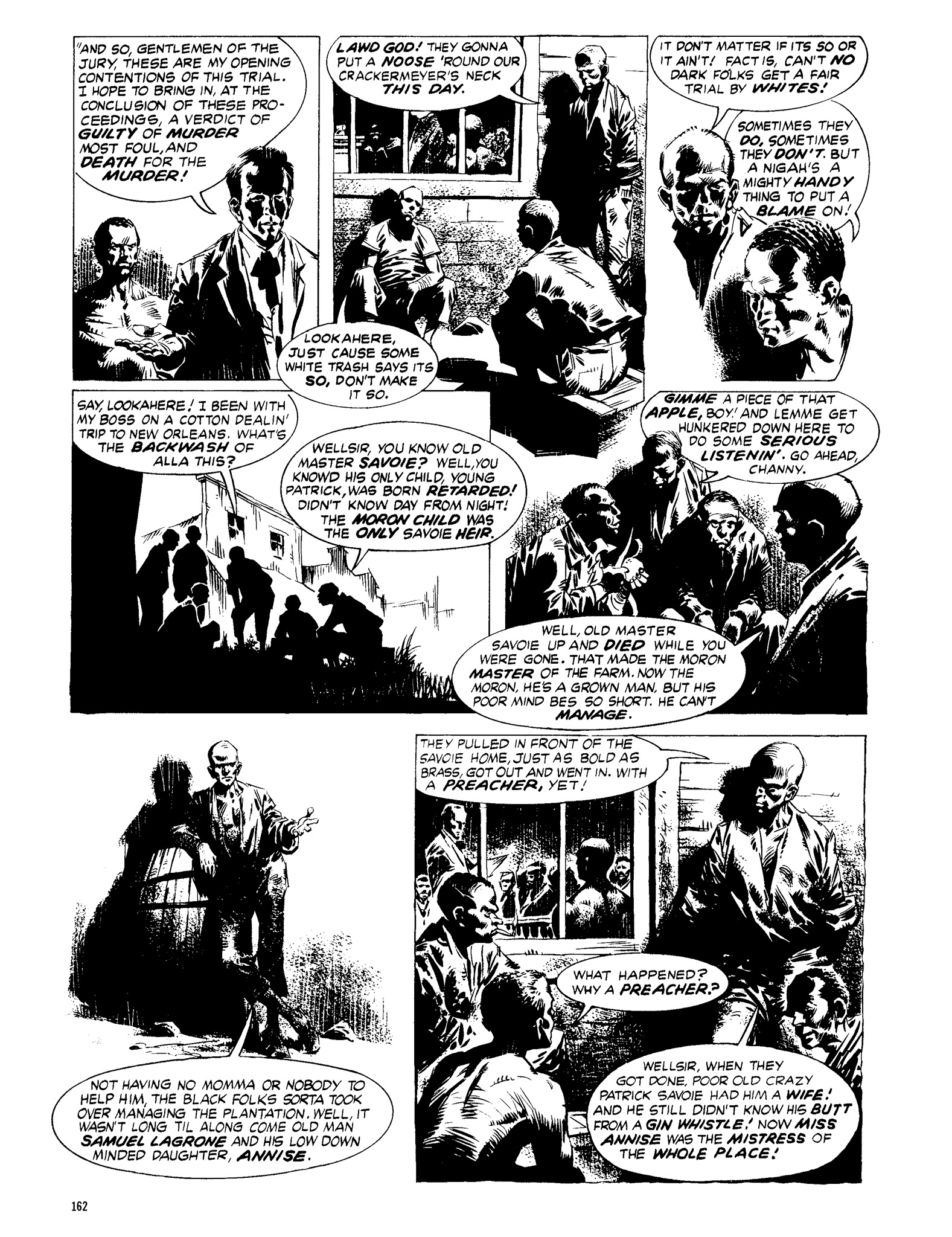 Read online Eerie Archives comic -  Issue # TPB 13 - 163