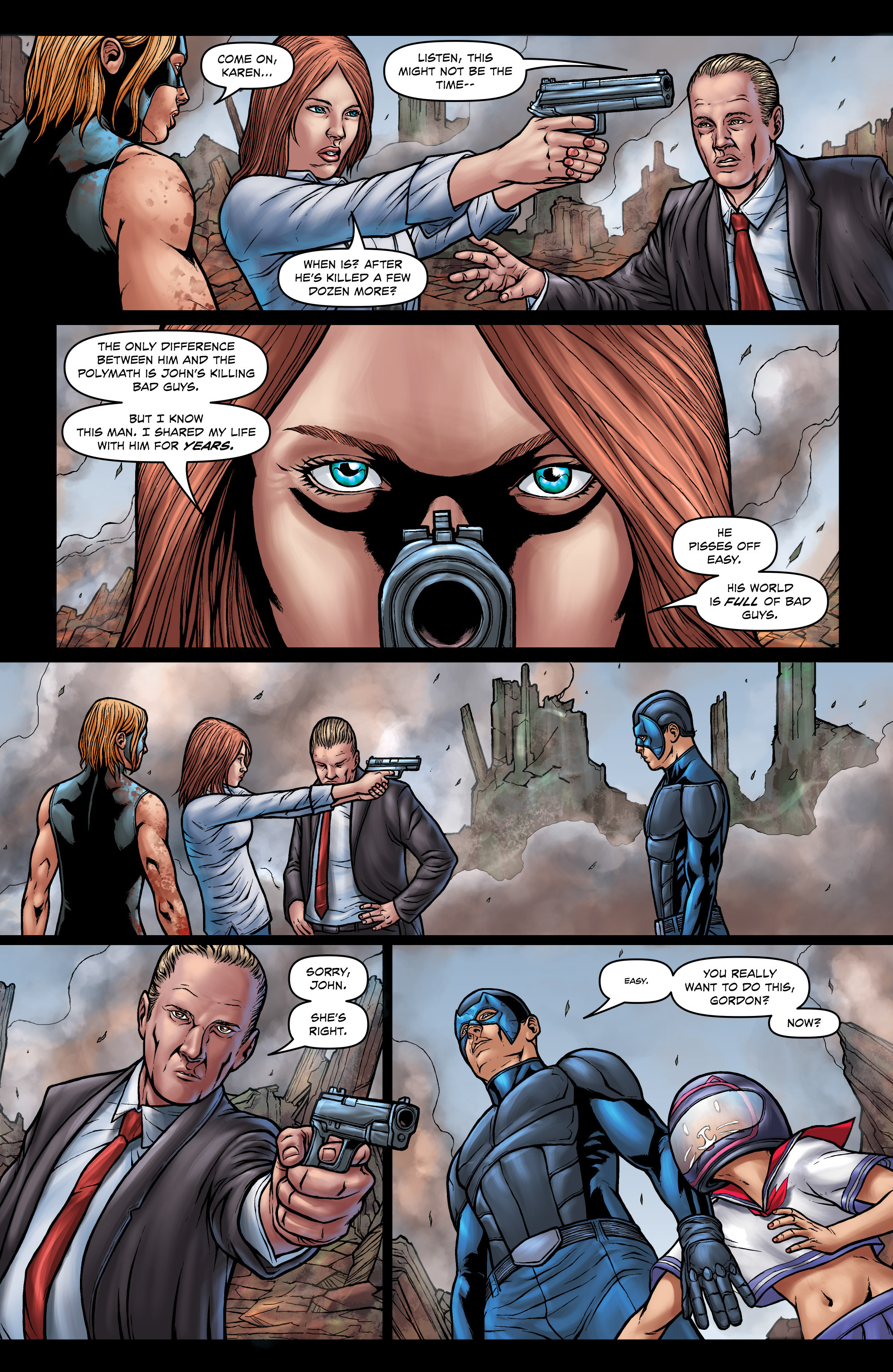 Read online Absolution: Rubicon comic -  Issue #5 - 19