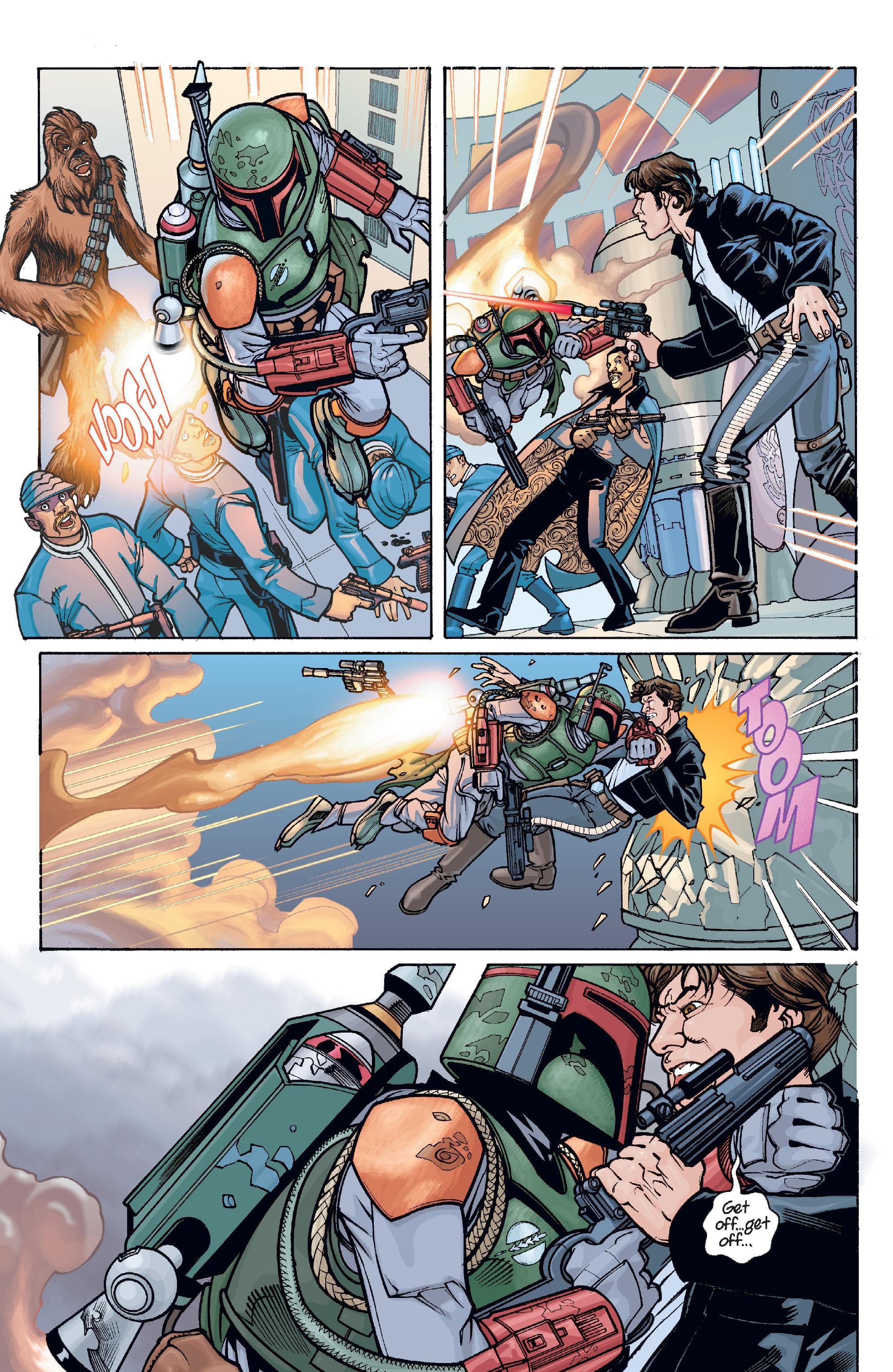 Read online Star Wars Omnibus comic -  Issue # Vol. 27 - 122
